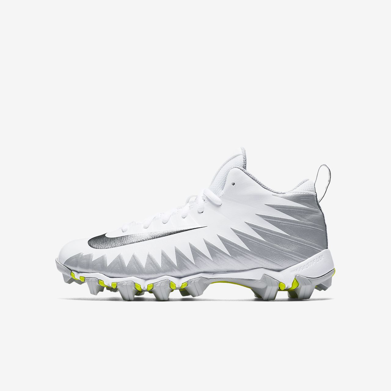 ad2e98521553 Nike Alpha Menace Shark Little/Big Kids' Football Cleat. Nike.com