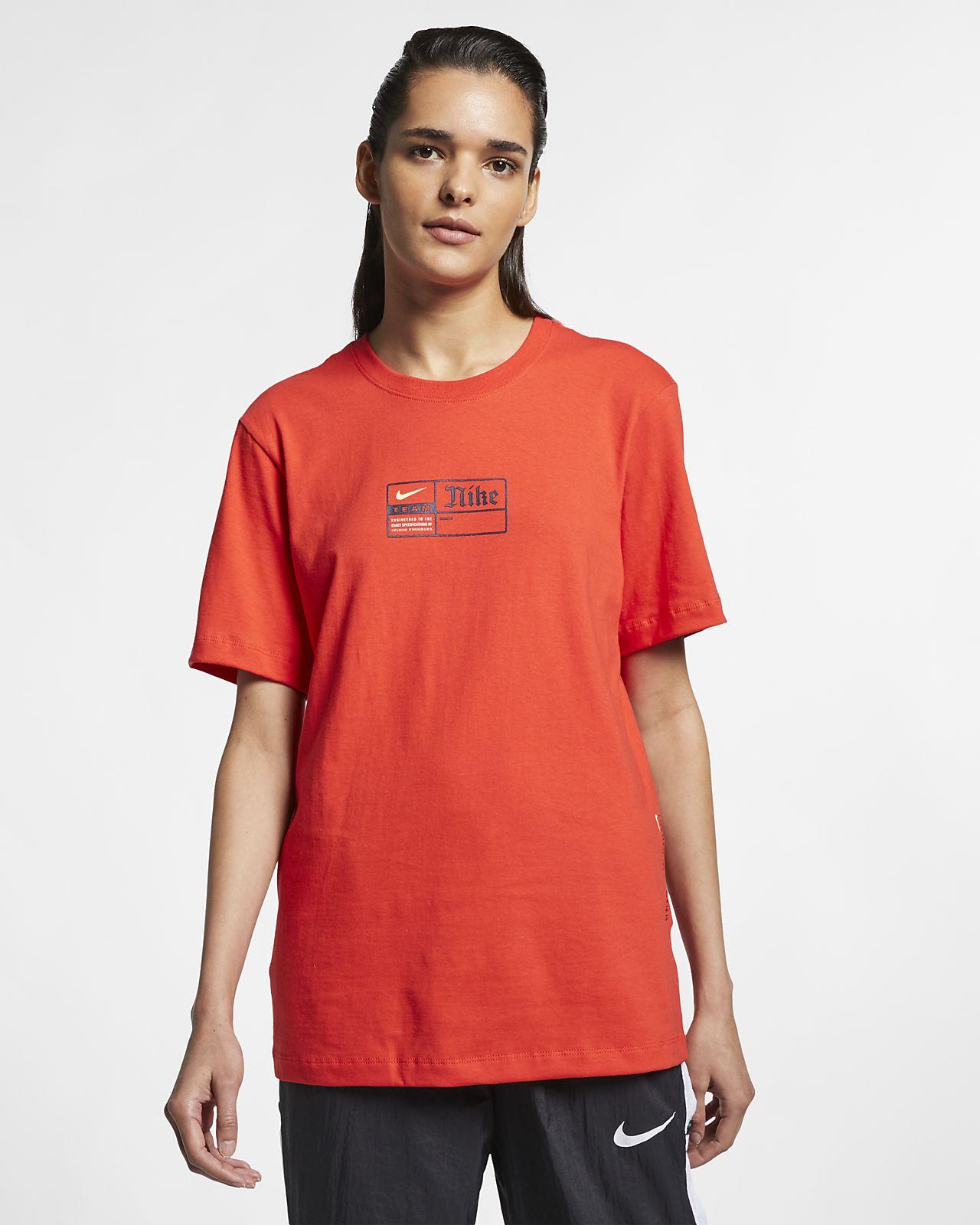 Nike Sportswear Women's Oversized T-Shirt by Alexis Quintero