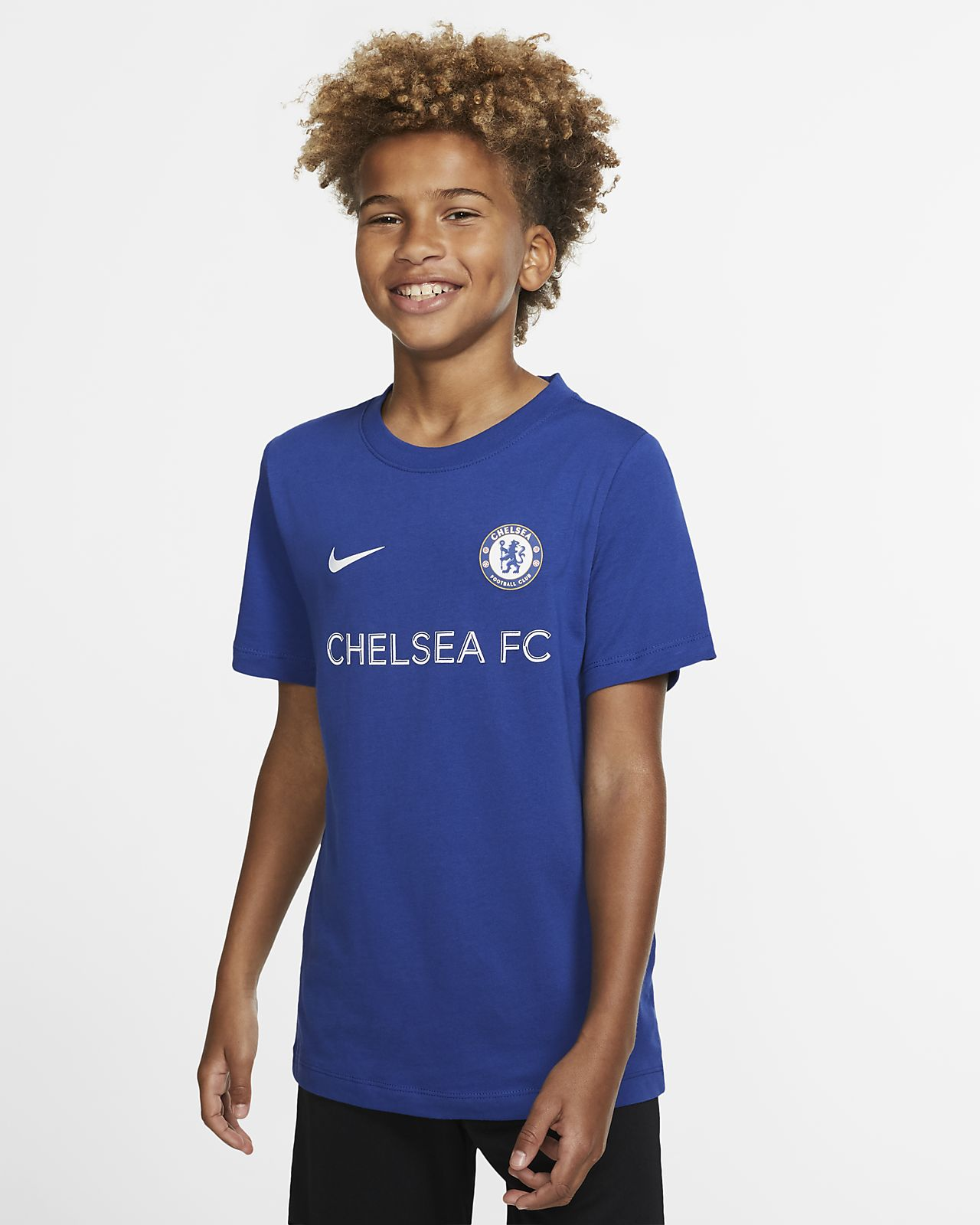 Chelsea FC Older Kids' T-Shirt