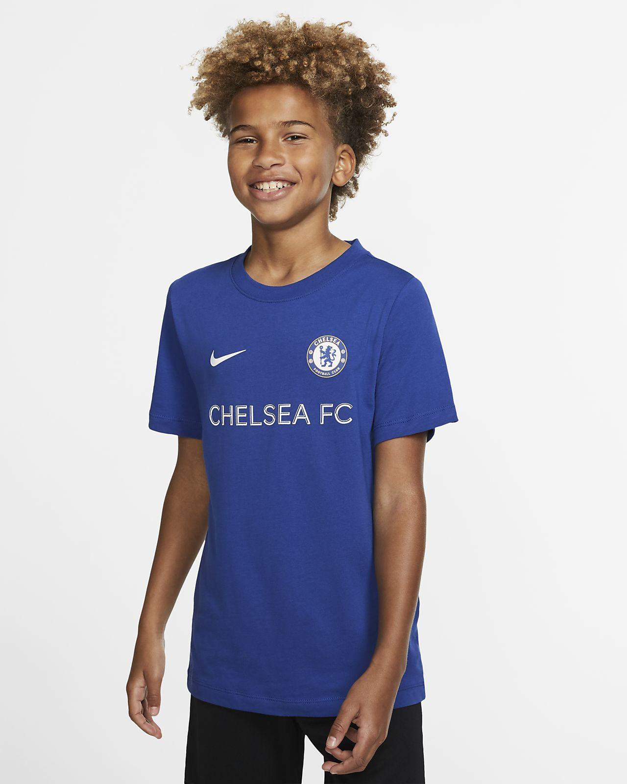 Tee-shirt Chelsea FC pour Enfant plus âgé