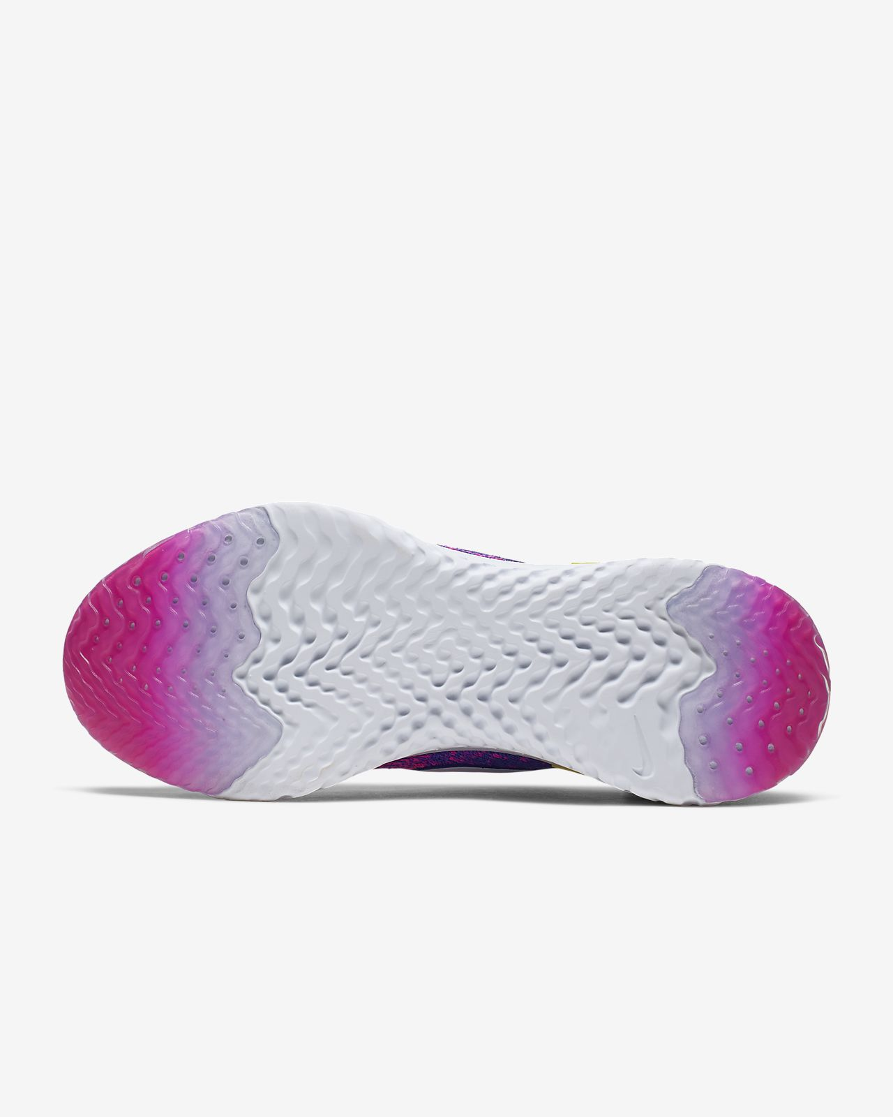 Details about Nike Wmns Epic React Flyknit 2 White Pink Foam Women Running Shoes BQ8927 101