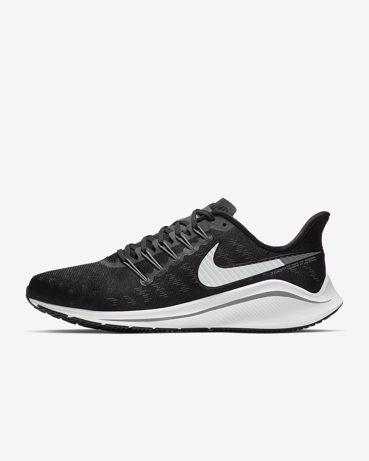 Nike Air Zoom Vomero 13 (Extra Wide) Men's Running Shoe Size