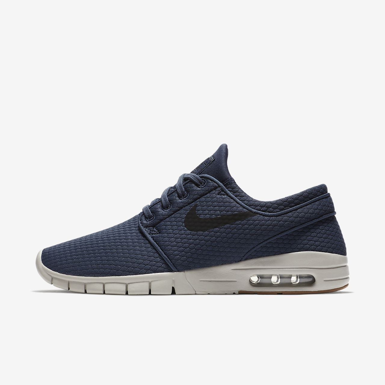 nike sb stefan janoski max men 39 s skateboarding shoe. Black Bedroom Furniture Sets. Home Design Ideas