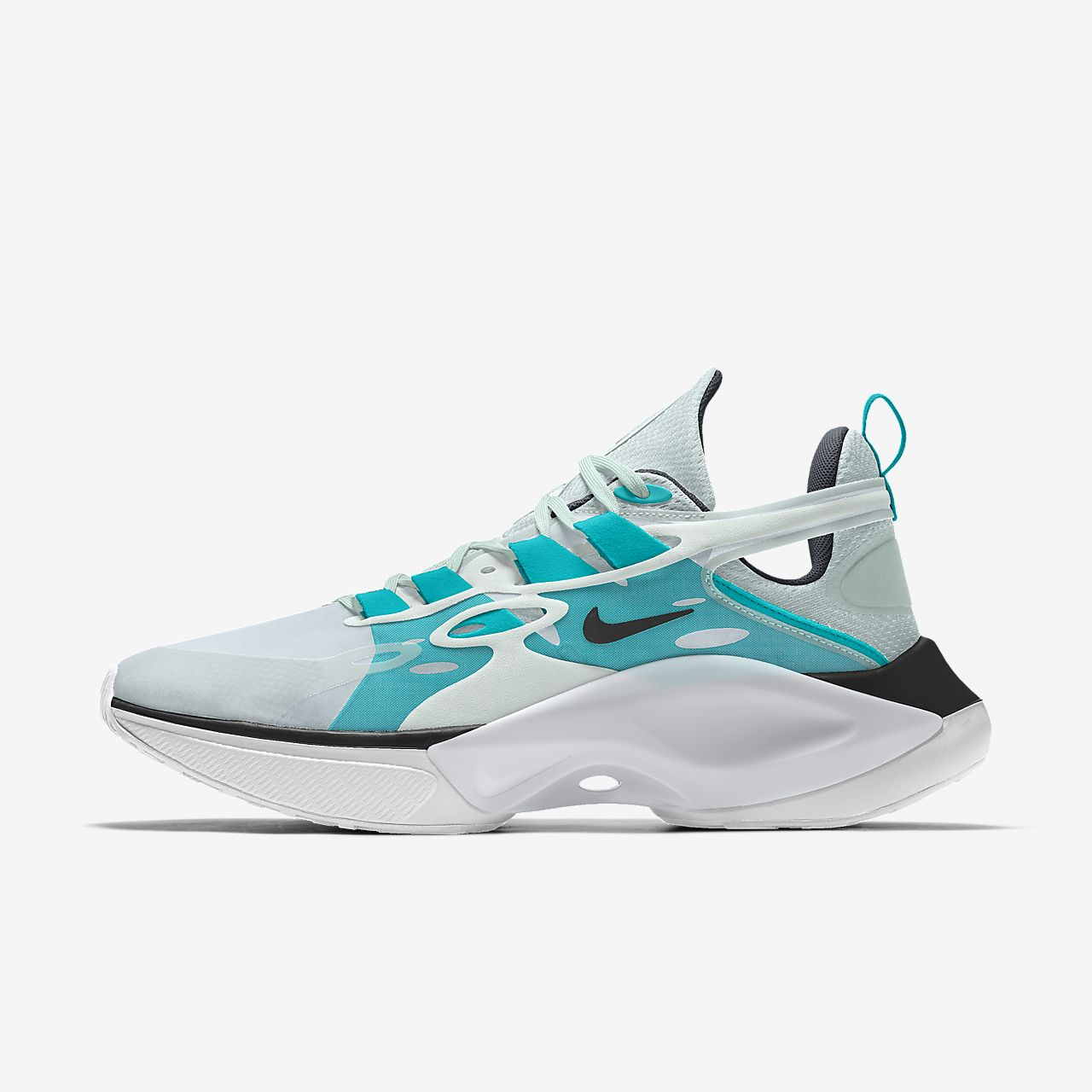 Scarpa lifestyle personalizzabile Nike Signal D/MS/X By You
