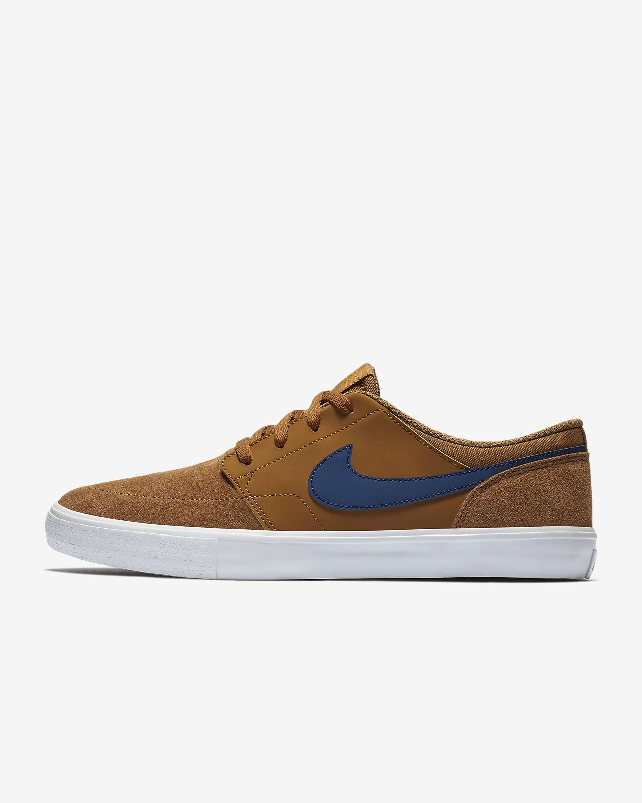 Nike SB Solarsoft Portmore II Herren-Skateboardschuh        Nicht so teuer  c85a55