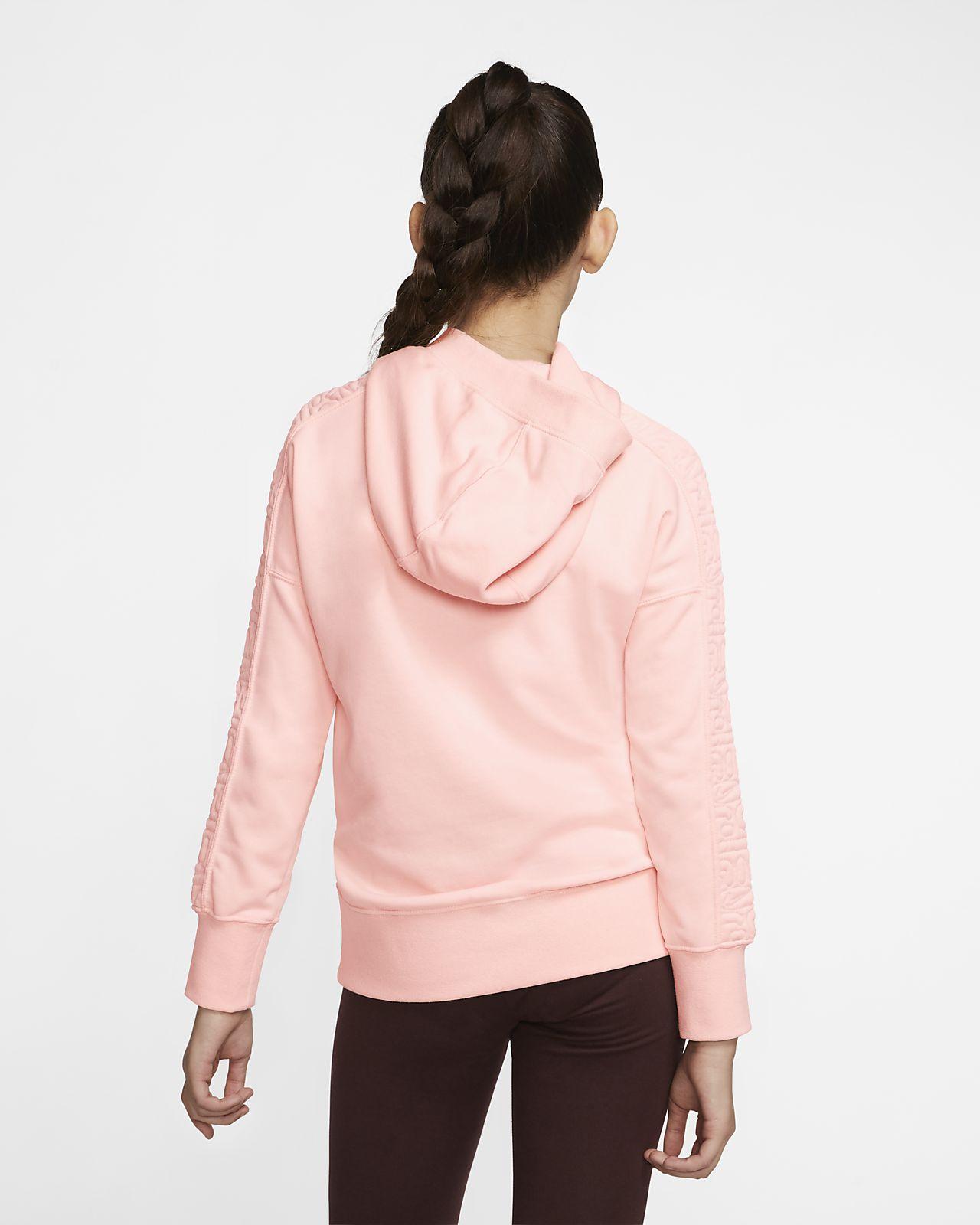 Nike Air Older Kids' (Girls') Pullover Hoodie