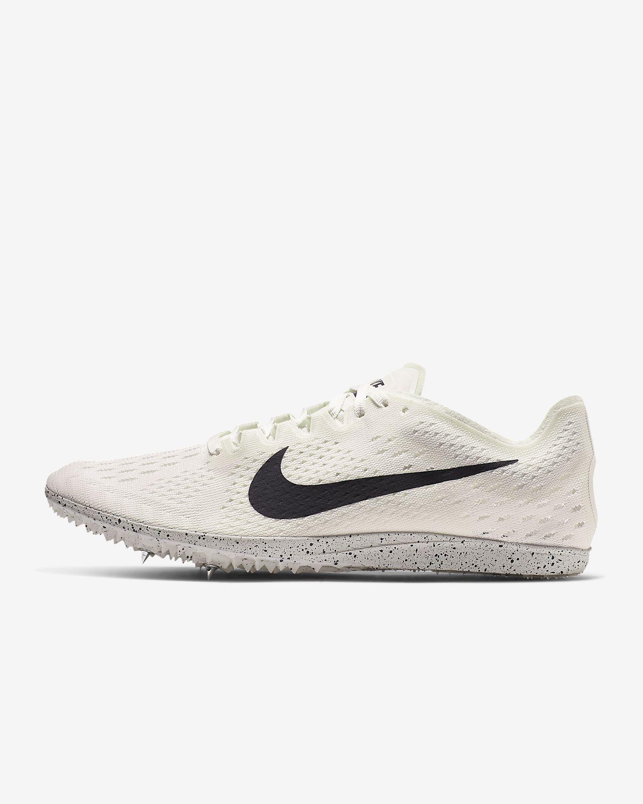 pretty nice 981f7 3f5cb ... Chaussure de course longue distance à pointes mixte Nike Zoom Matumbo 3