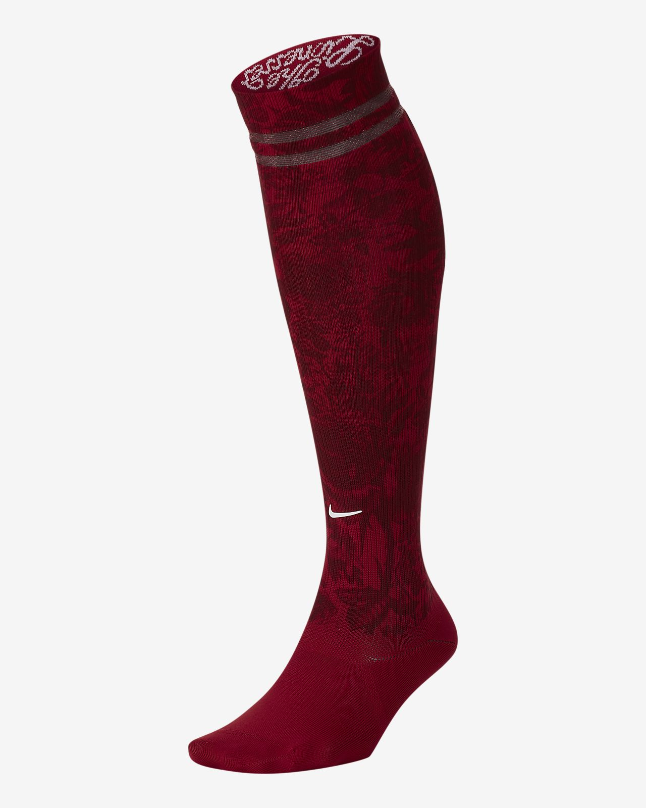 Γυναικείες ποδοσφαιρικές κάλτσες μέχρι το γόνατο England 2019 Squad