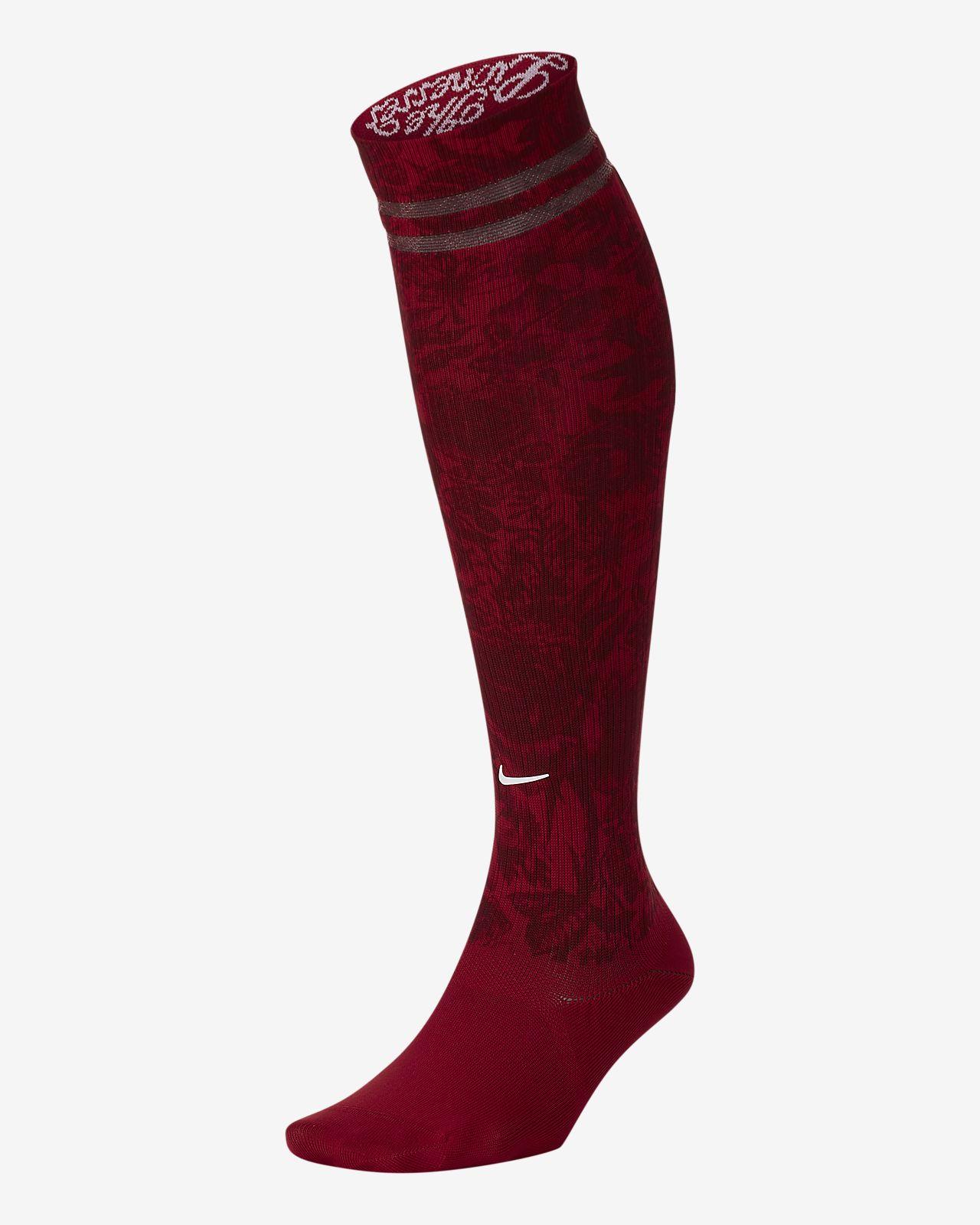 Chaussettes de football montantes England 2019 Squad pour Femme