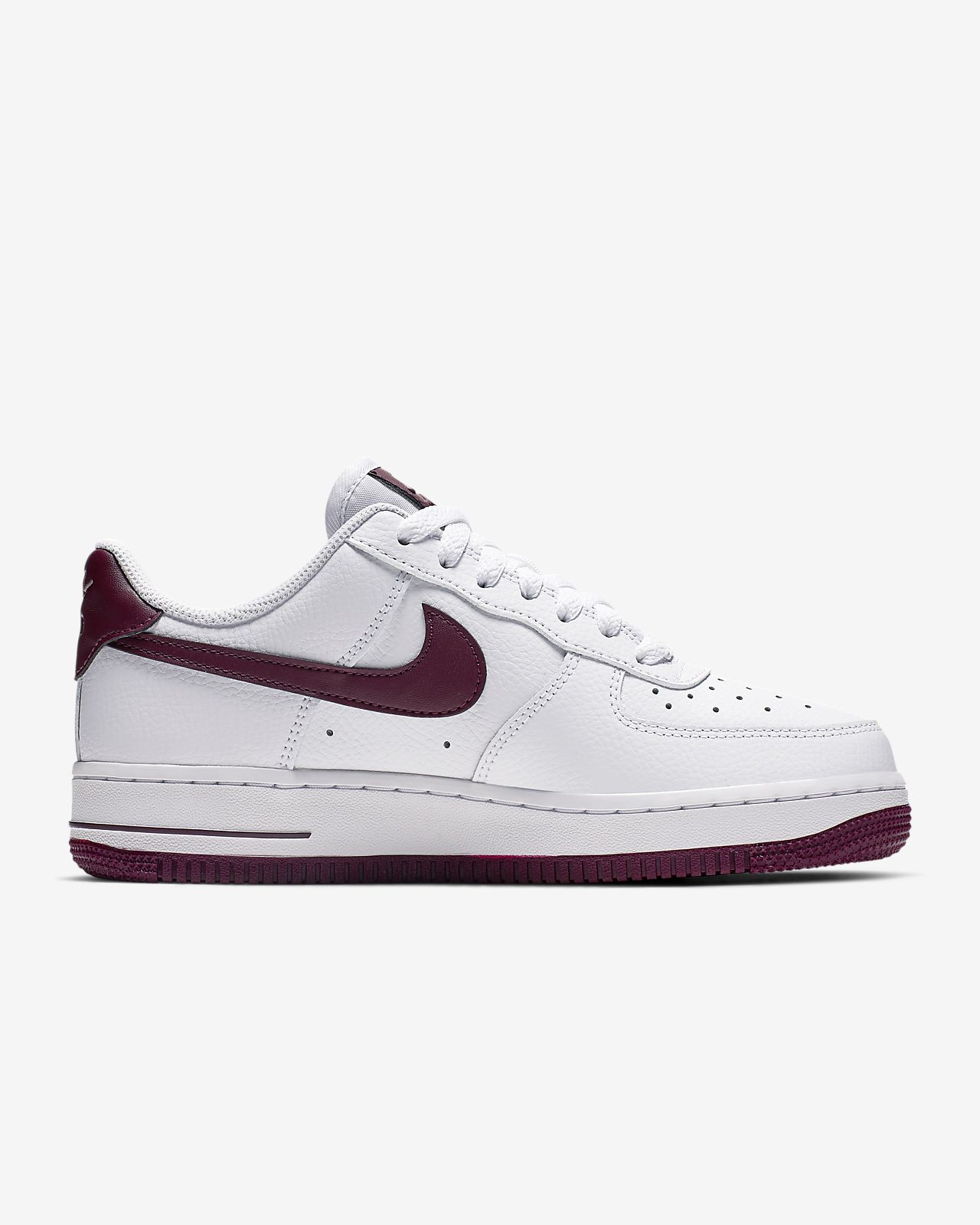 more photos e0b50 827be ... Chaussure Nike Air Force 1  07 Patent pour Femme