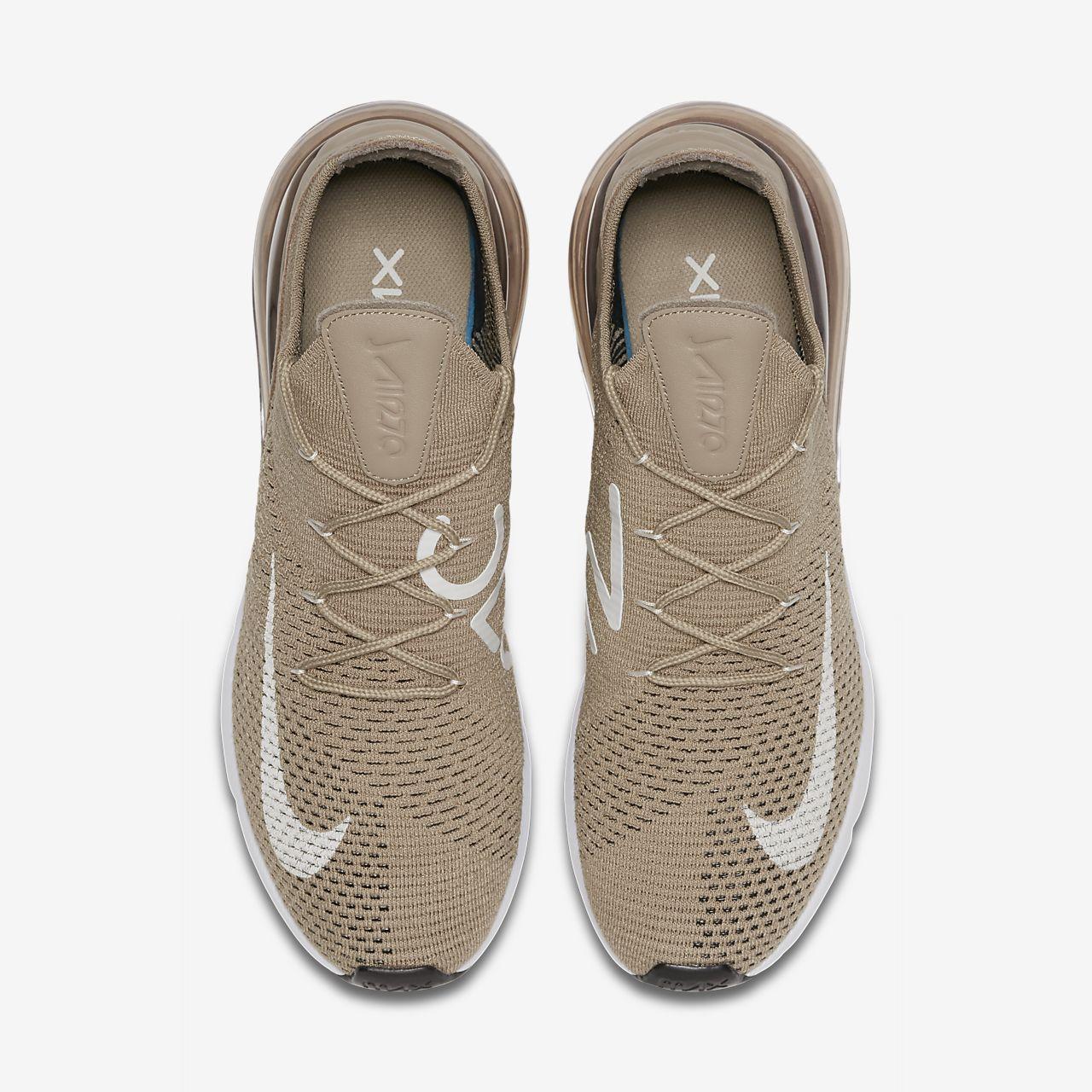 nike air max 270 flyknit scarpe running uomo