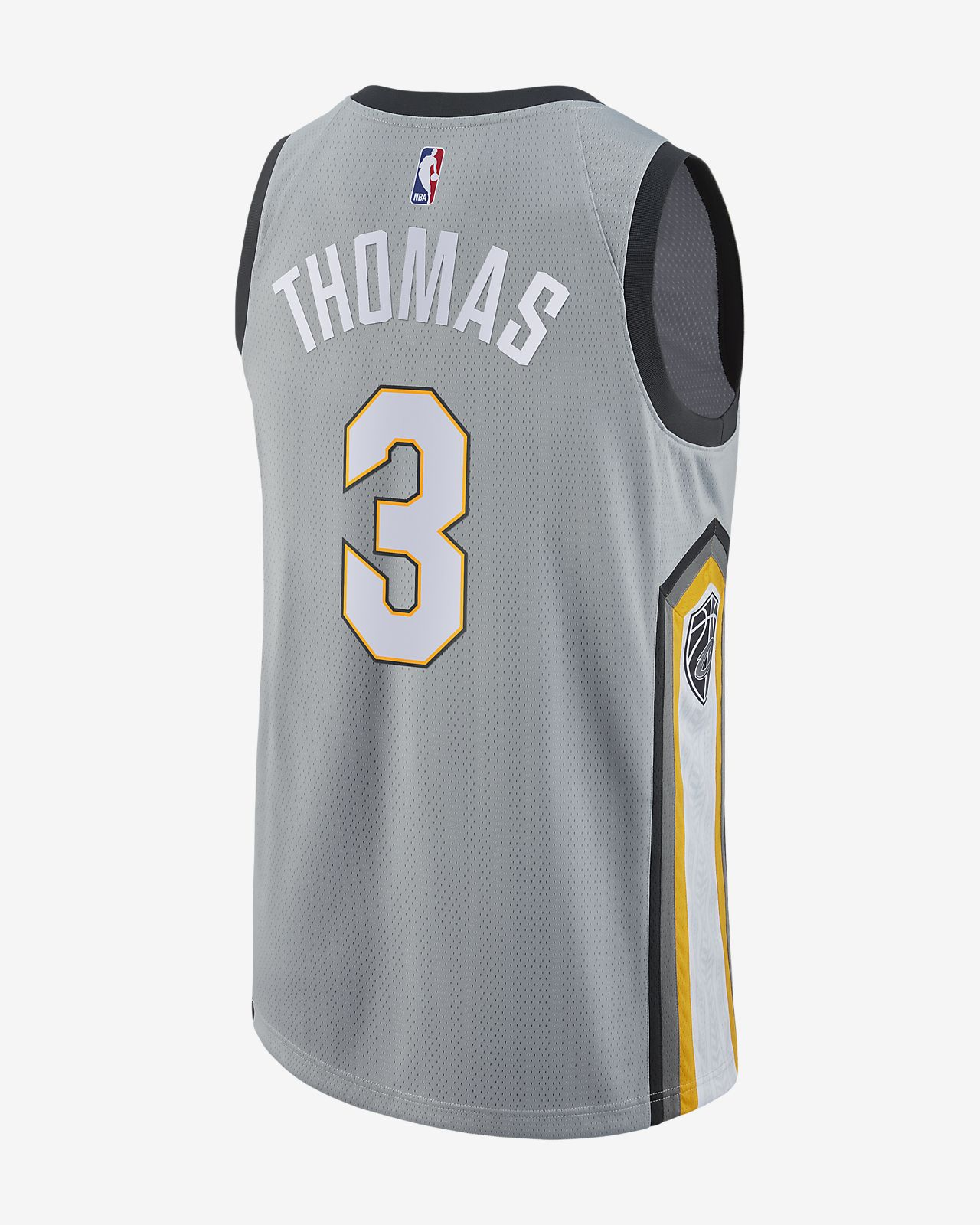 038a7a2f9255 ... Isaiah Thomas City Edition Swingman Jersey (Cleveland Cavaliers) Men s Nike  NBA Jersey