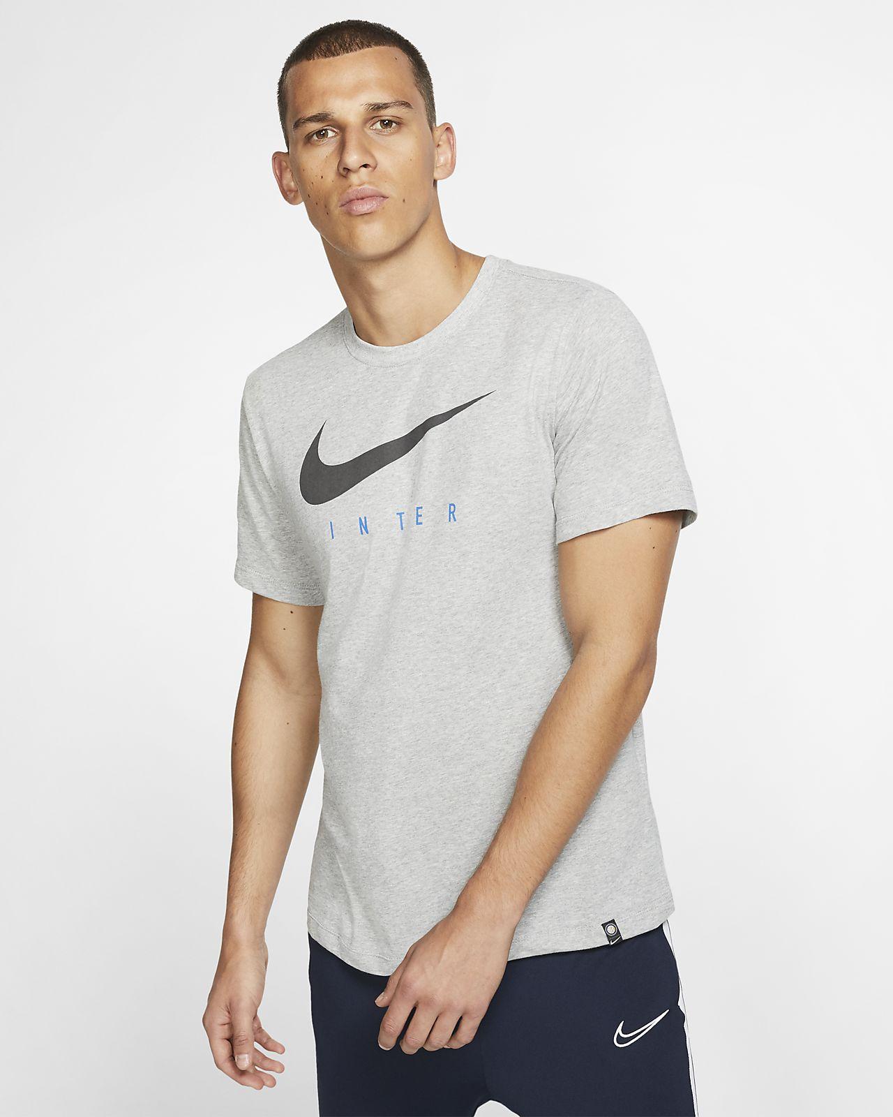 Playera de fútbol para hombre Nike Dri-FIT Inter Milan