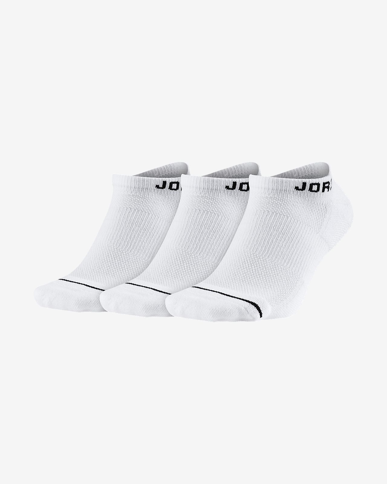 Jordan Jumpman No Show Socks (3 Pair)