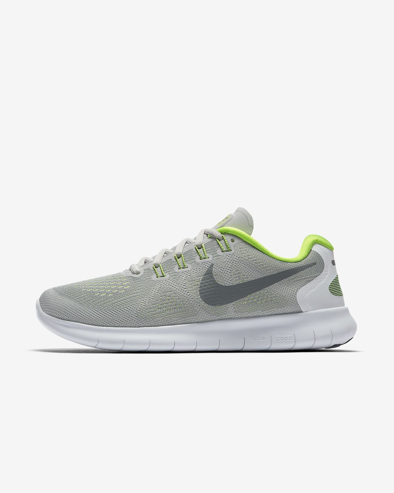 NUOVA linea donna Nike FREE RUN 2017 Sneaker UK 5 Corsa/Palestra 880840 100