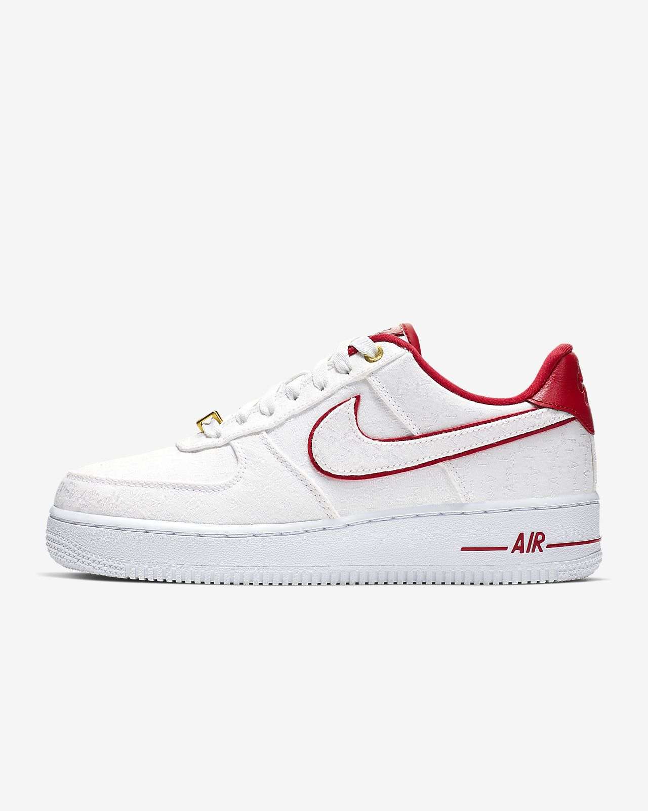 huge selection of f2b32 11b3d ... Scarpa Nike Air Force 1  07 Lux - Donna
