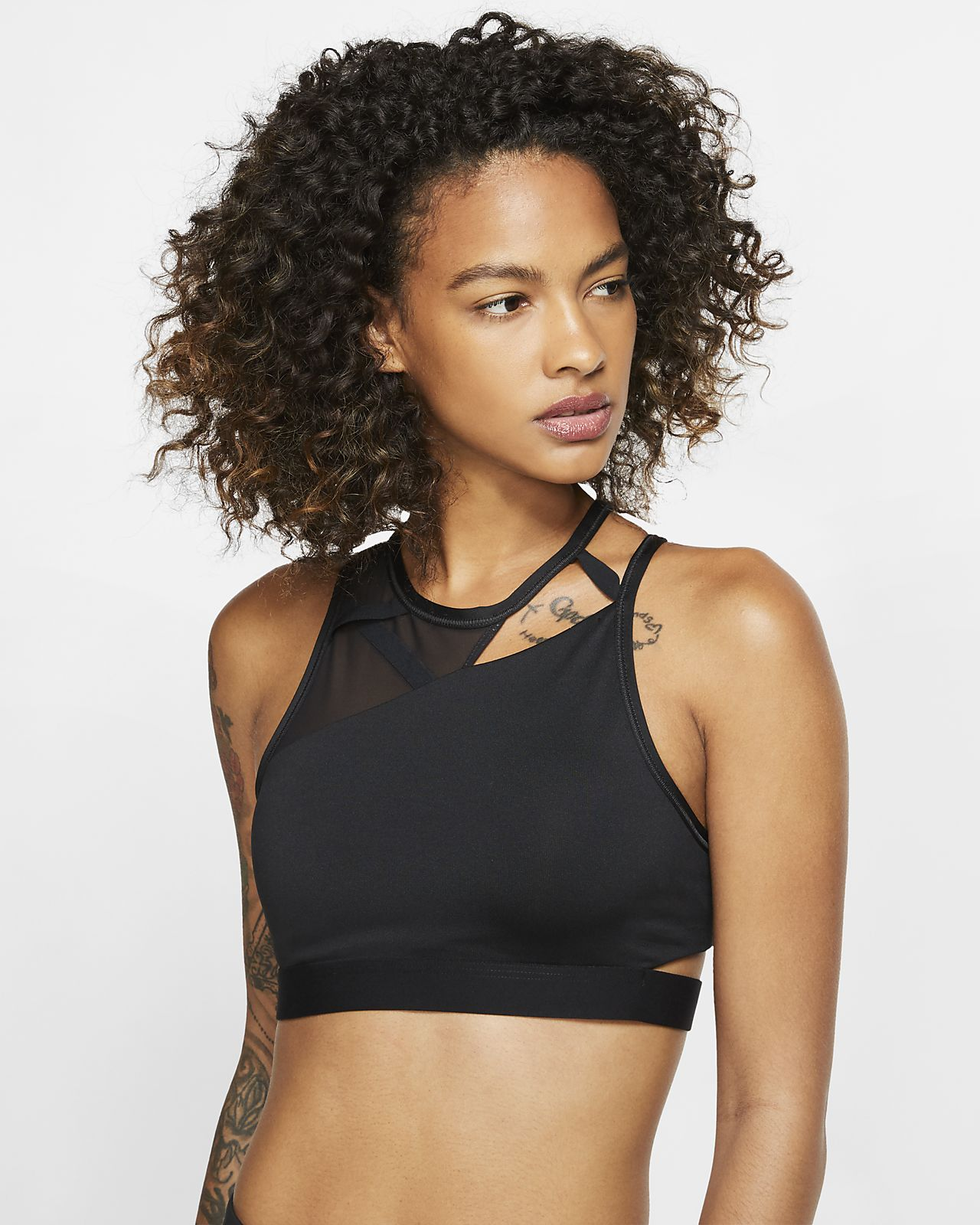 Nike Swoosh Women's Medium-Support Sports Bra
