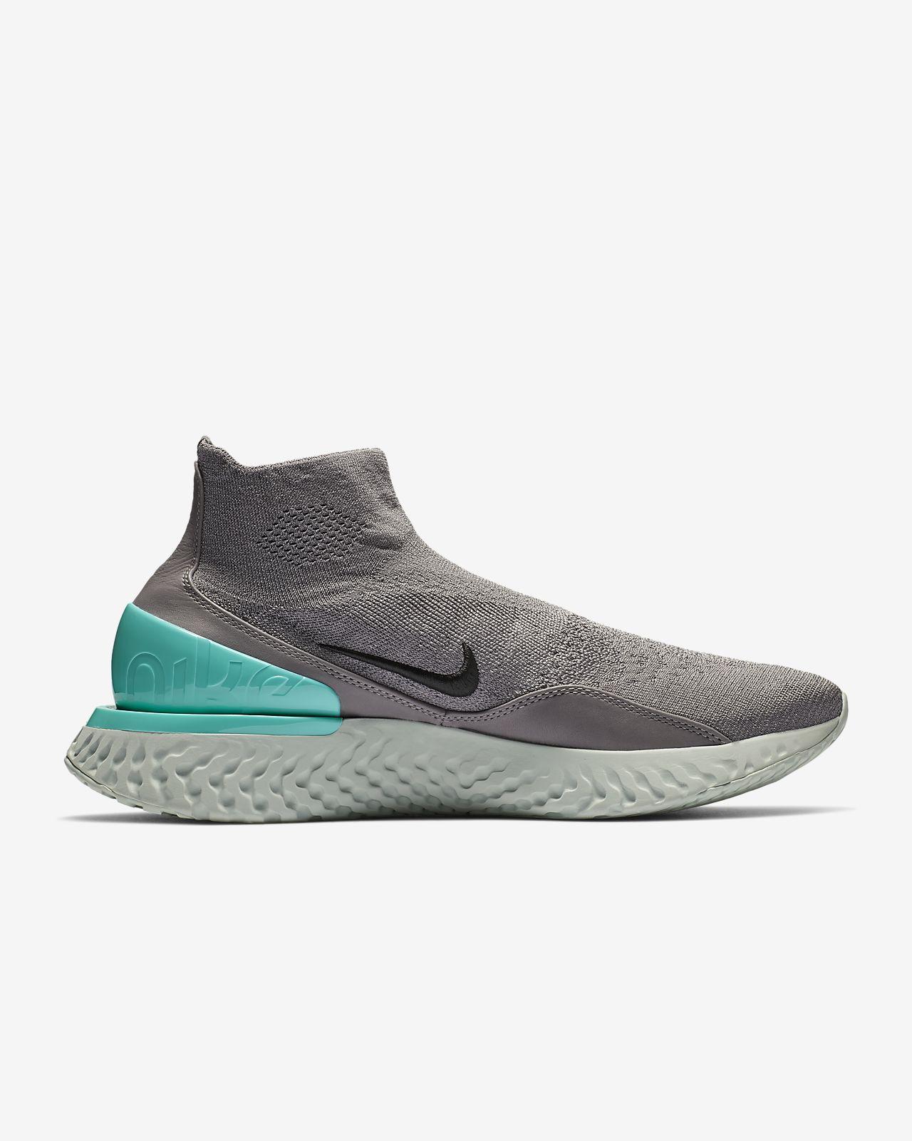 77b424279ddf Nike Rise React Flyknit Running Shoe. Nike.com LU