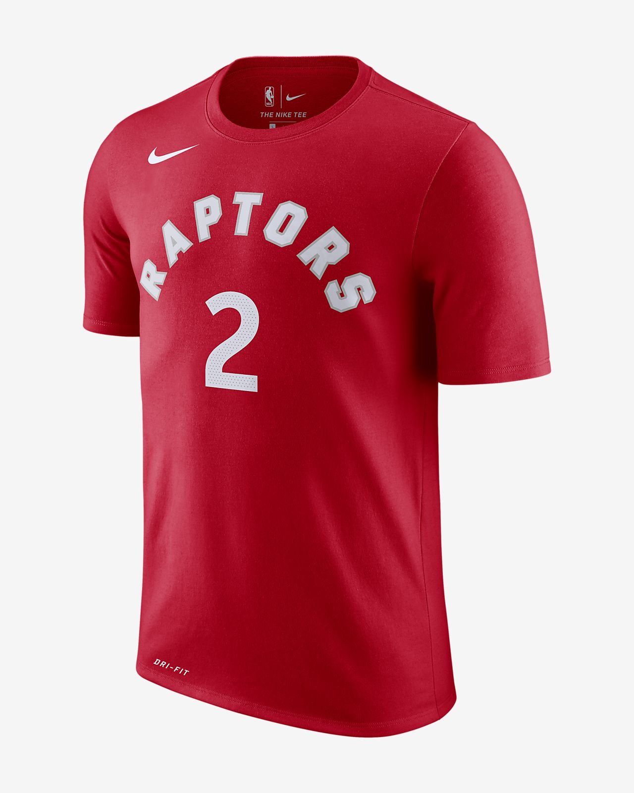 super cute 8668c a1f95 Kawhi Leonard Toronto Raptors Nike Dri-FIT Men's NBA T-Shirt