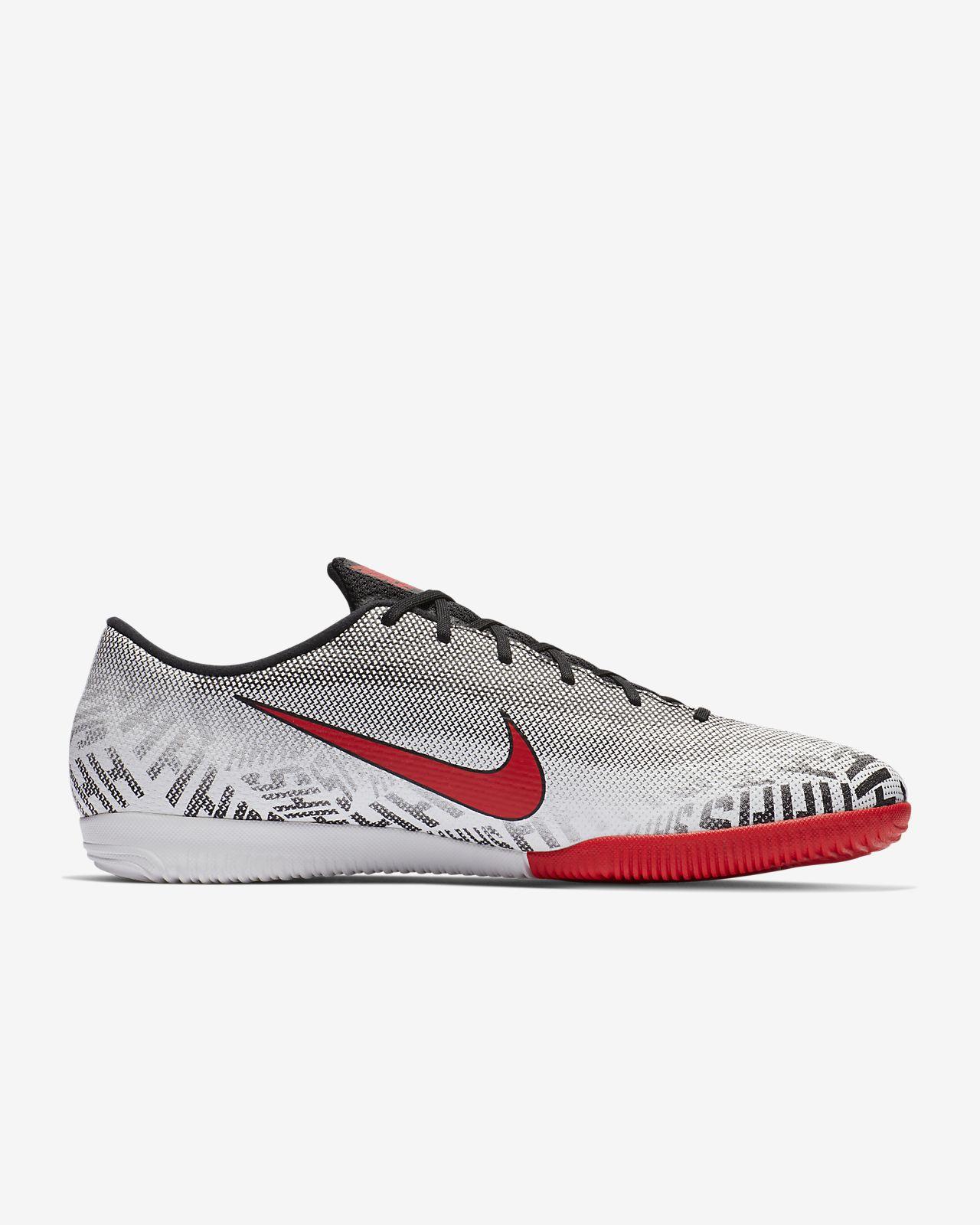 df72daf7701 ... Nike Mercurial Vapor XII Academy Neymar Jr Indoor/Court Soccer Shoe