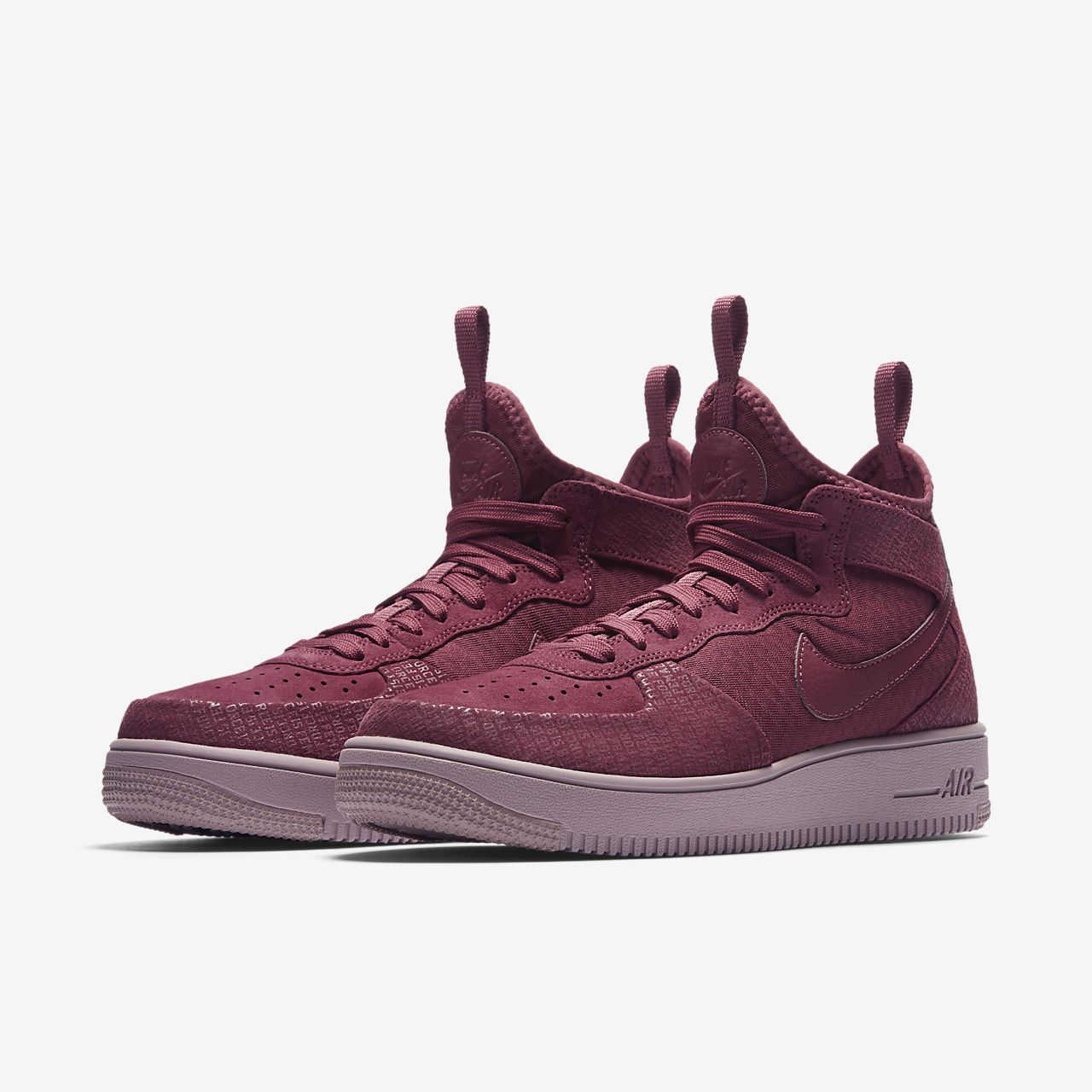 buy online 763b8 2a097 Nike Air Force 1 Ultraforce Mid Force is Female Womens Shoe ...