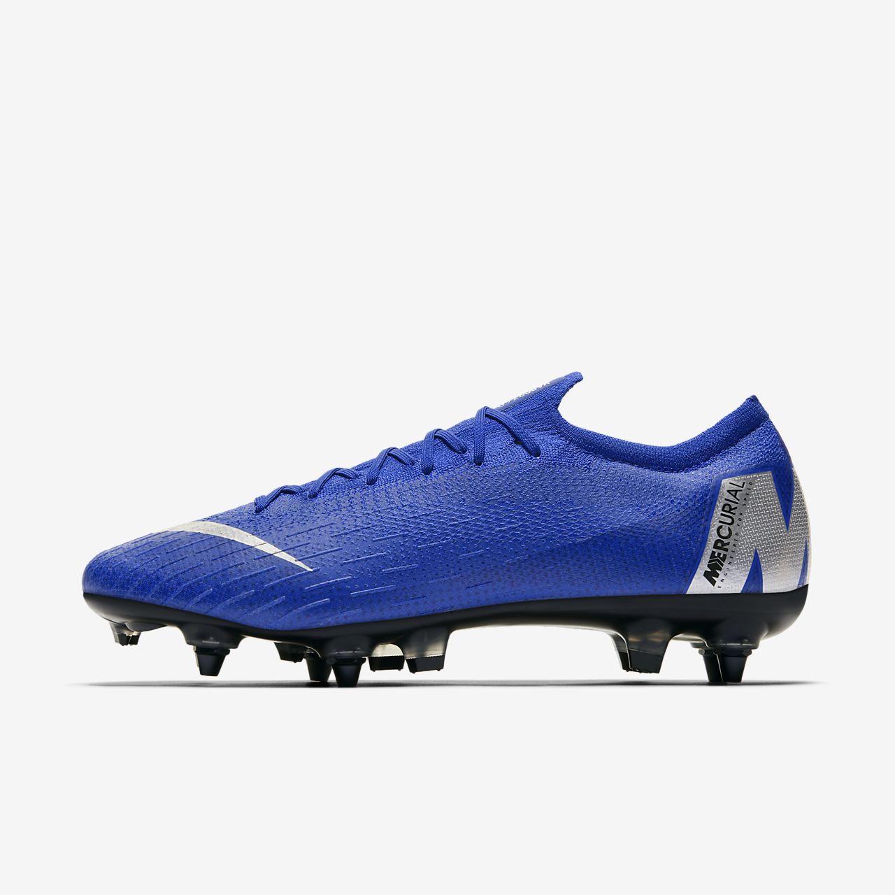 Football À Terrain Chaussure Crampons De Nike Mercurial Pour Gras xxnw5P