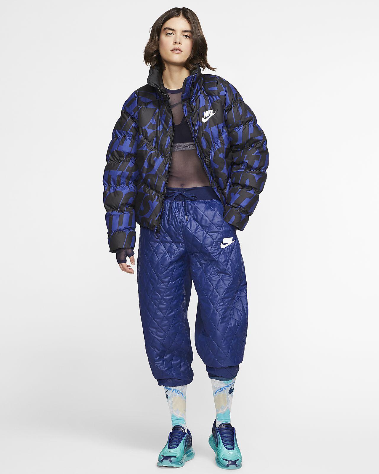 Nike Sportswear JDI Synthetic Fill Printed Jacket