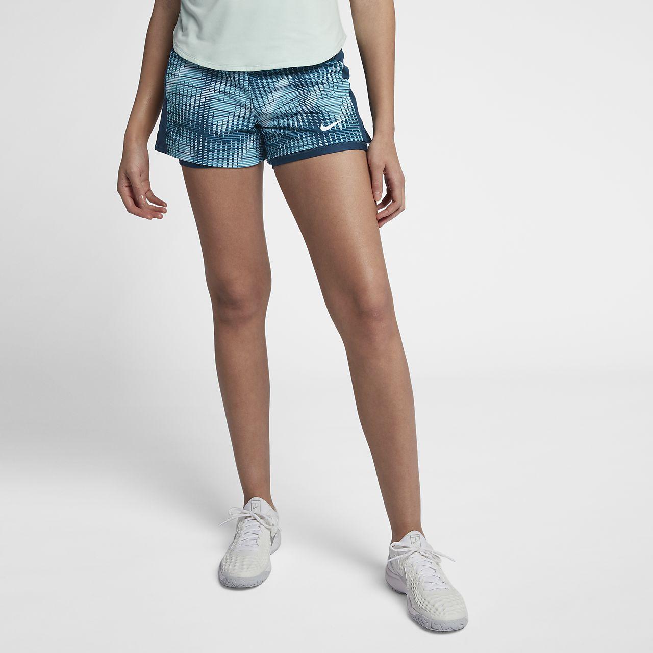 037380598a926 NikeCourt Flex Pure Women s Tennis Shorts. Nike.com CZ