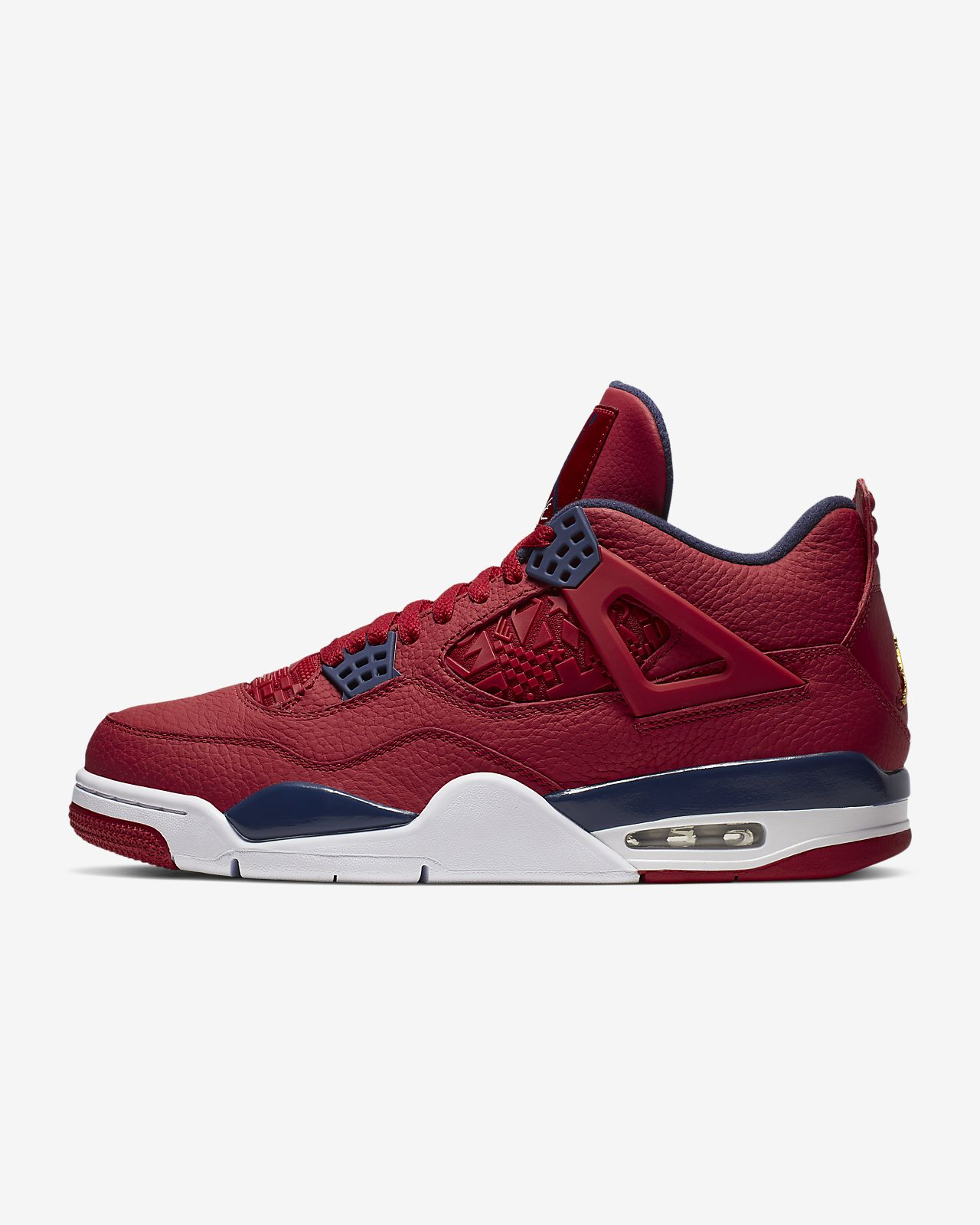 nike air jordan retro 4 red