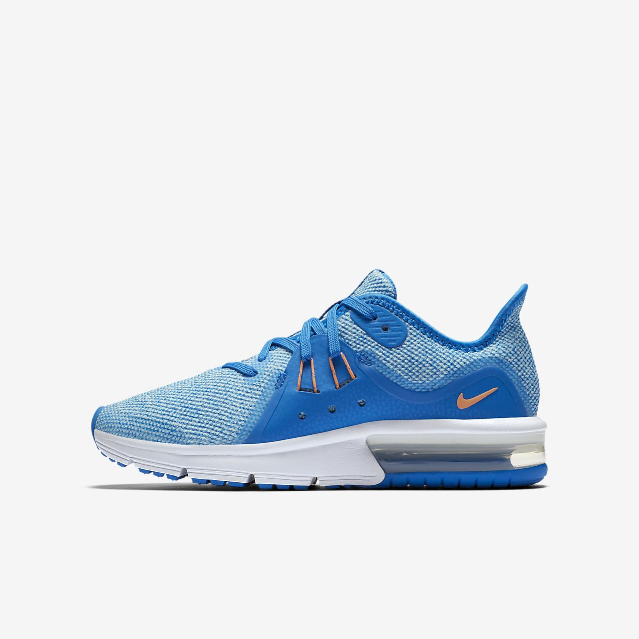 Nike Air Max Sequent 3 Older Kids  Shoe. Nike.com GB 850966c1272