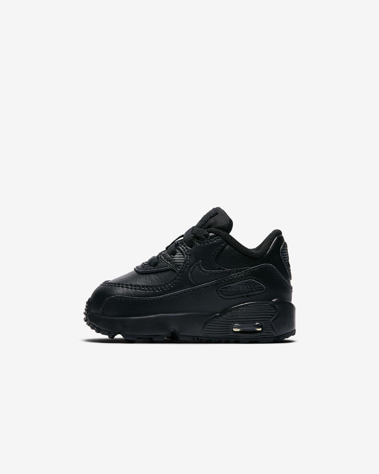 Jungen Schuhe Nike Air Max 90 Leather Kleinkinderschuh
