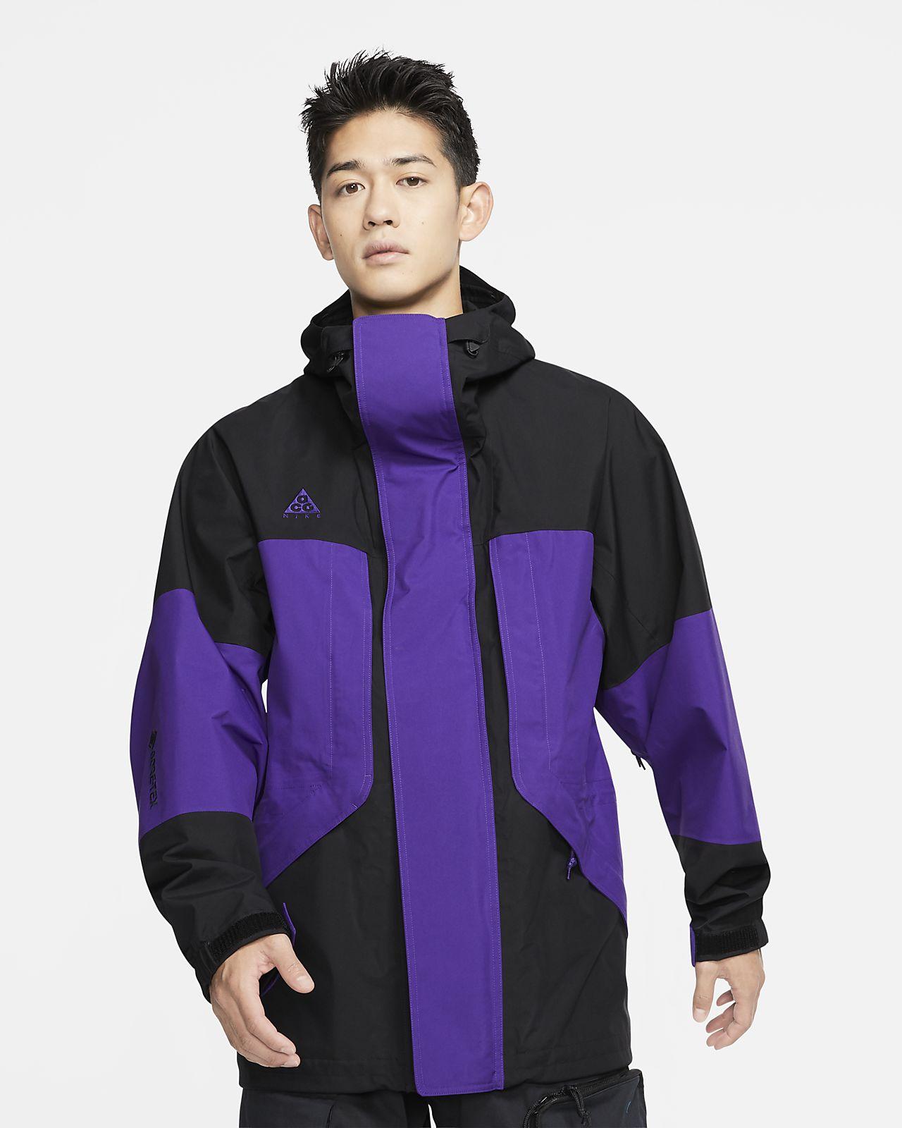 Chamarra con capucha para hombre Nike ACG GORE-TEX