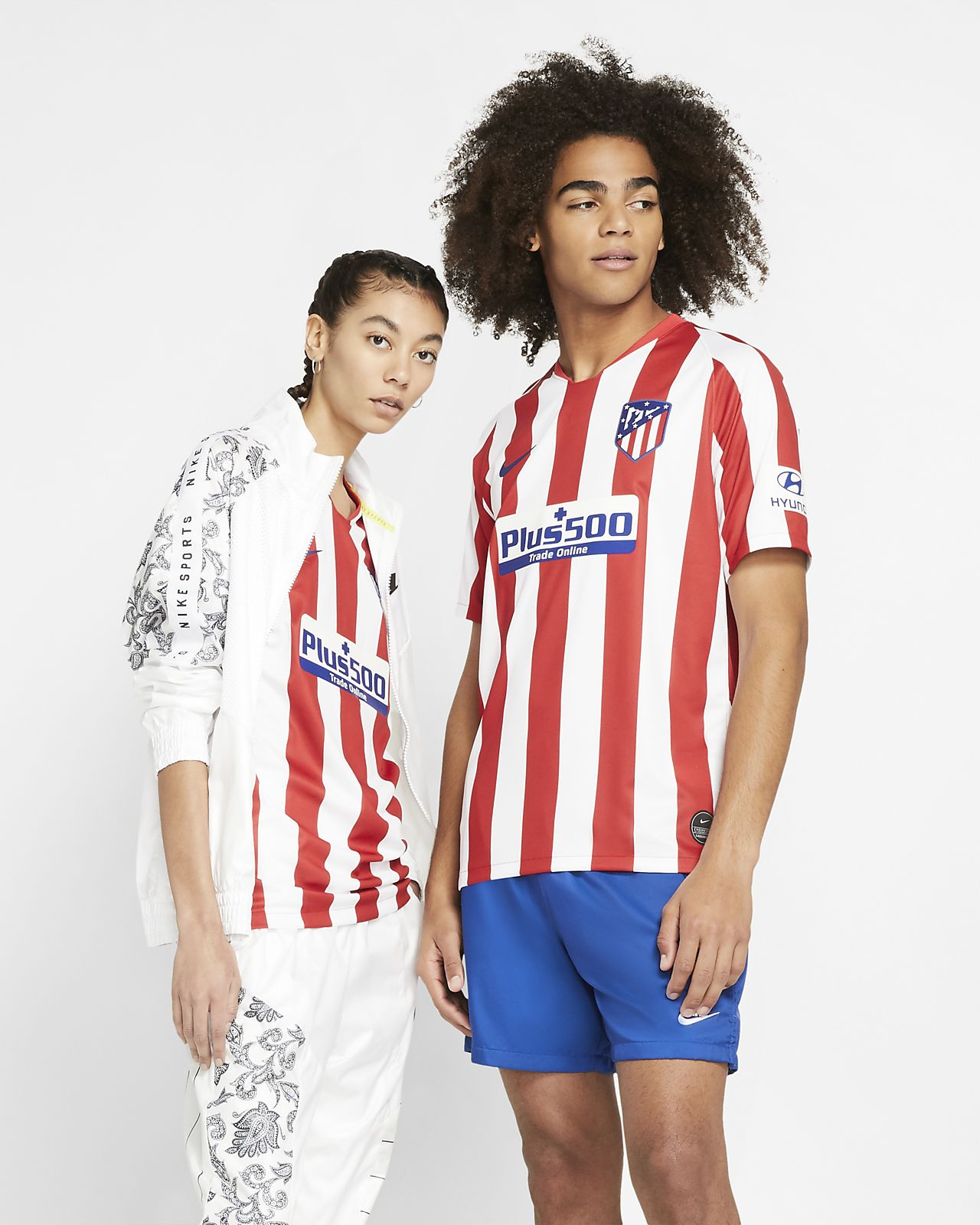 Maillot de football Atletico de Madrid 2019/20 Stadium Home pour Homme