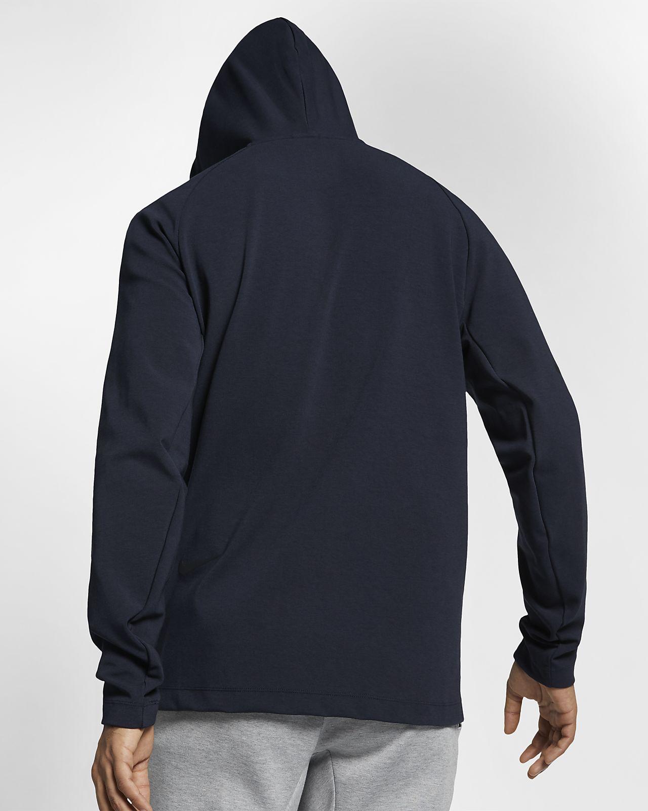 039e2e168e64e3 Nike Sportswear Tech Pack Men's Full-Zip Knit Hoodie. Nike.com CH