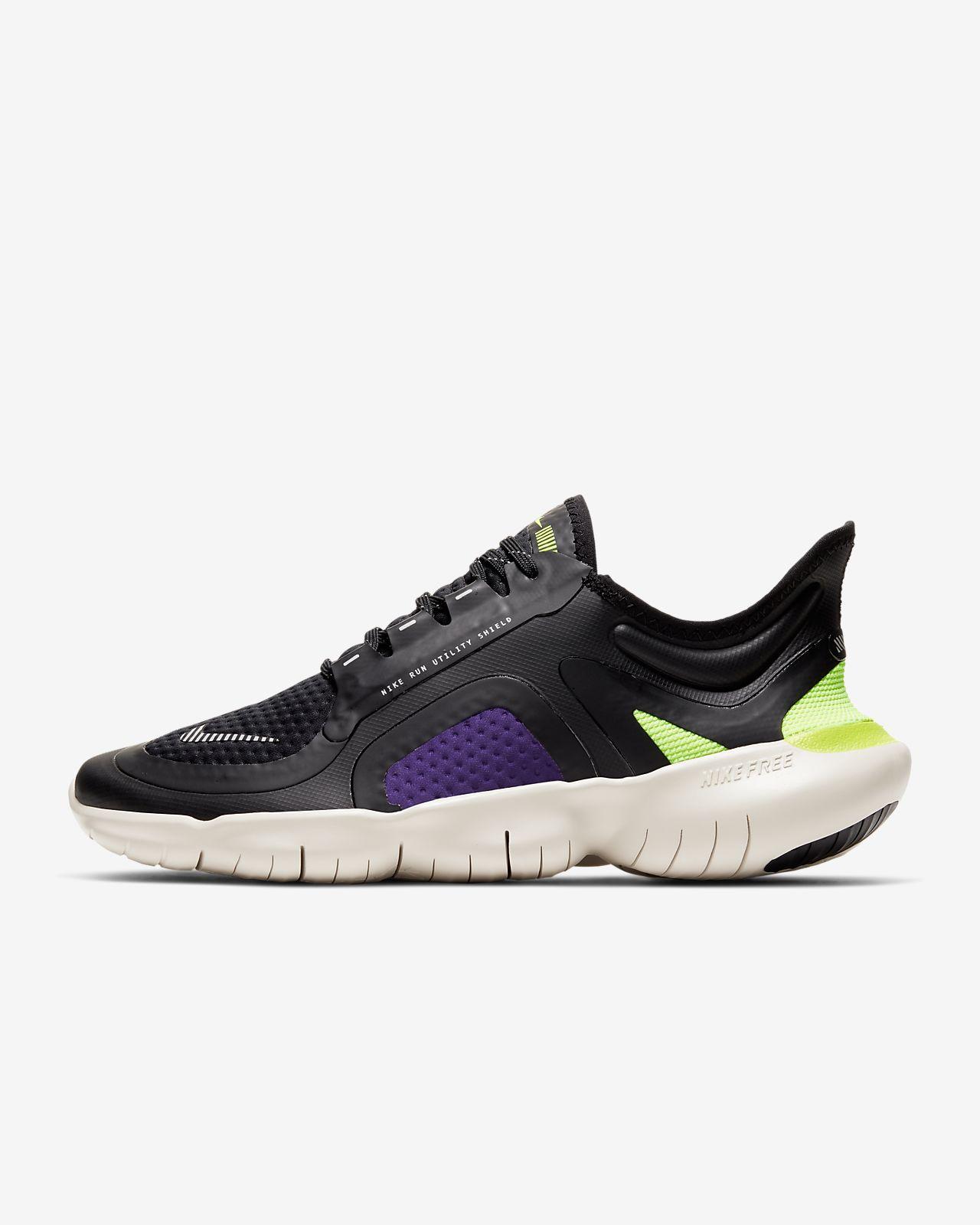 Nike Free RN 5.0 Shield 女子跑步鞋