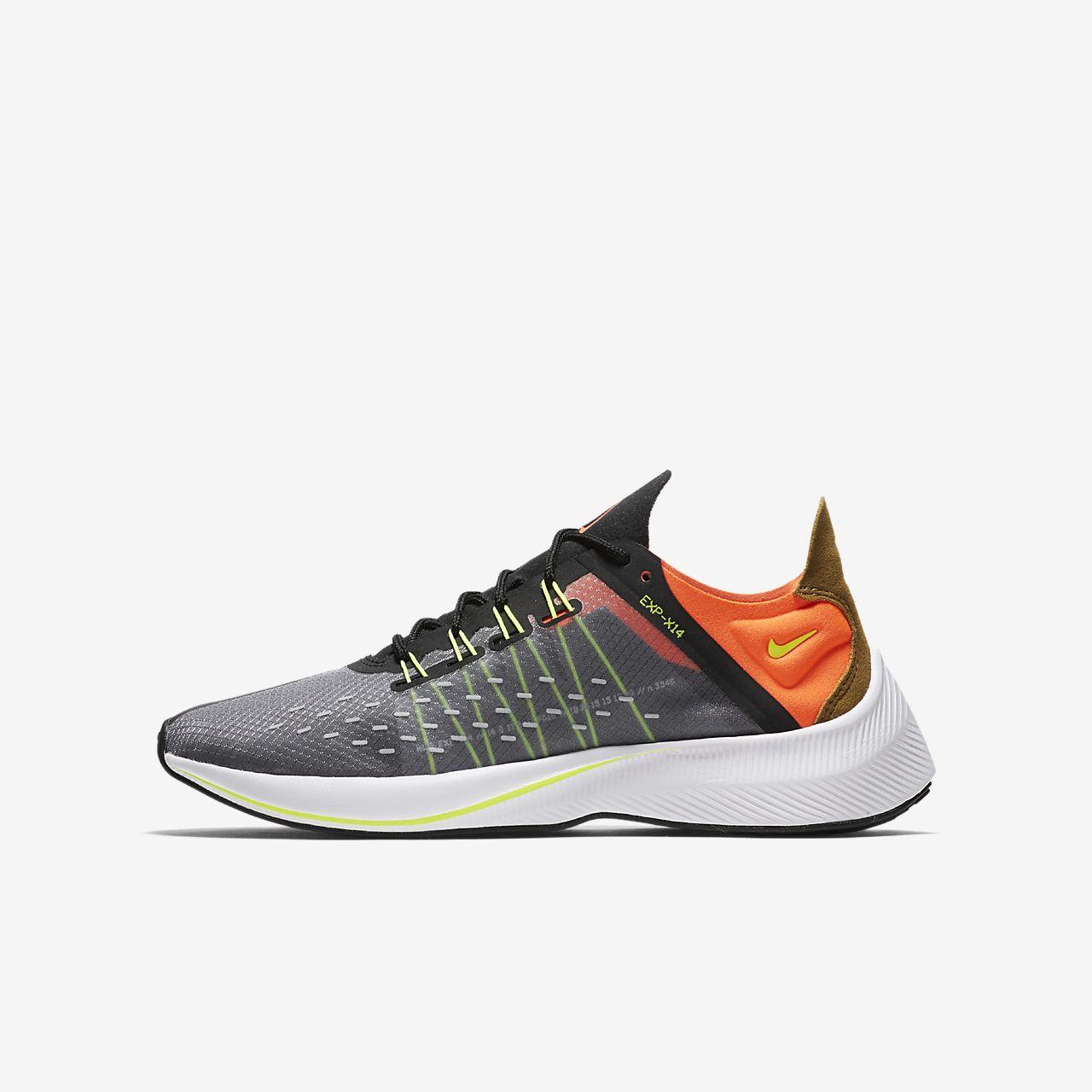 Bota Nike EXP-X14 pro větší děti. Nike.com CZ 4a5919a40b