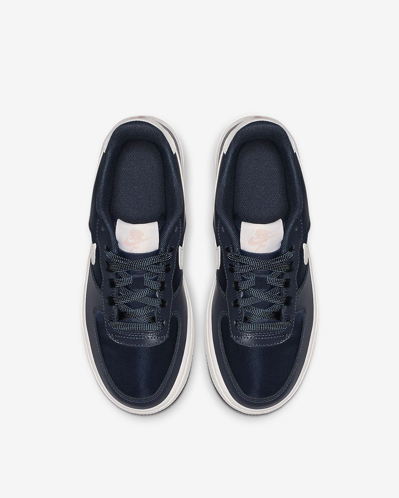 free shipping 27c79 af975 ... Nike Air Force 1 VDAY Older Kids  Shoe