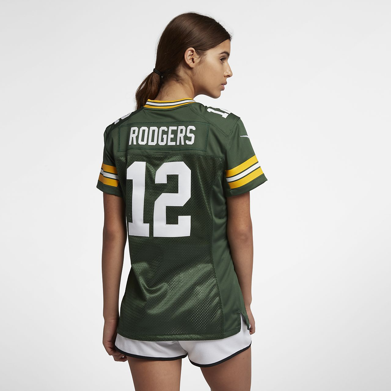 642a3566f55 ... NFL Green Bay Packers Limited Classic (Aaron Rodgers) Women's Football  Jersey