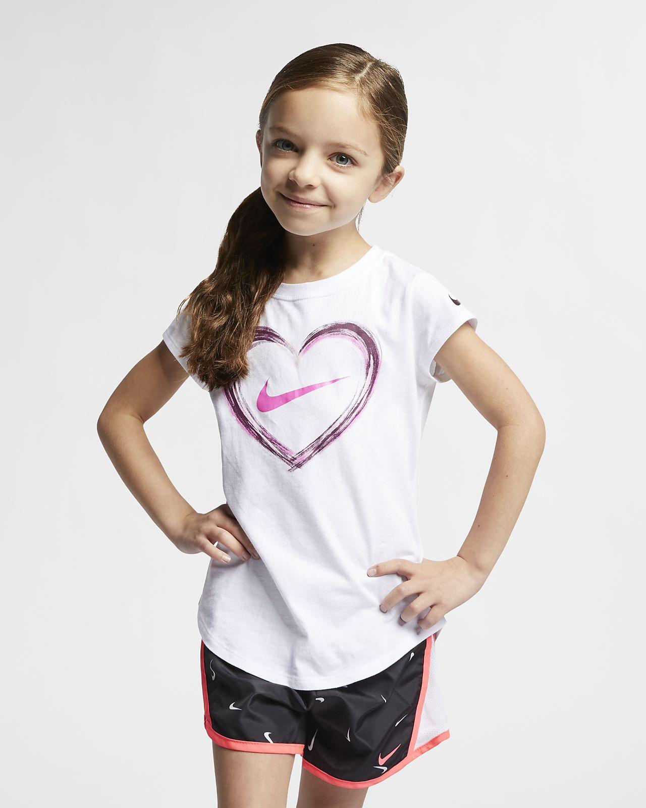 Nike-T-shirt til små børn