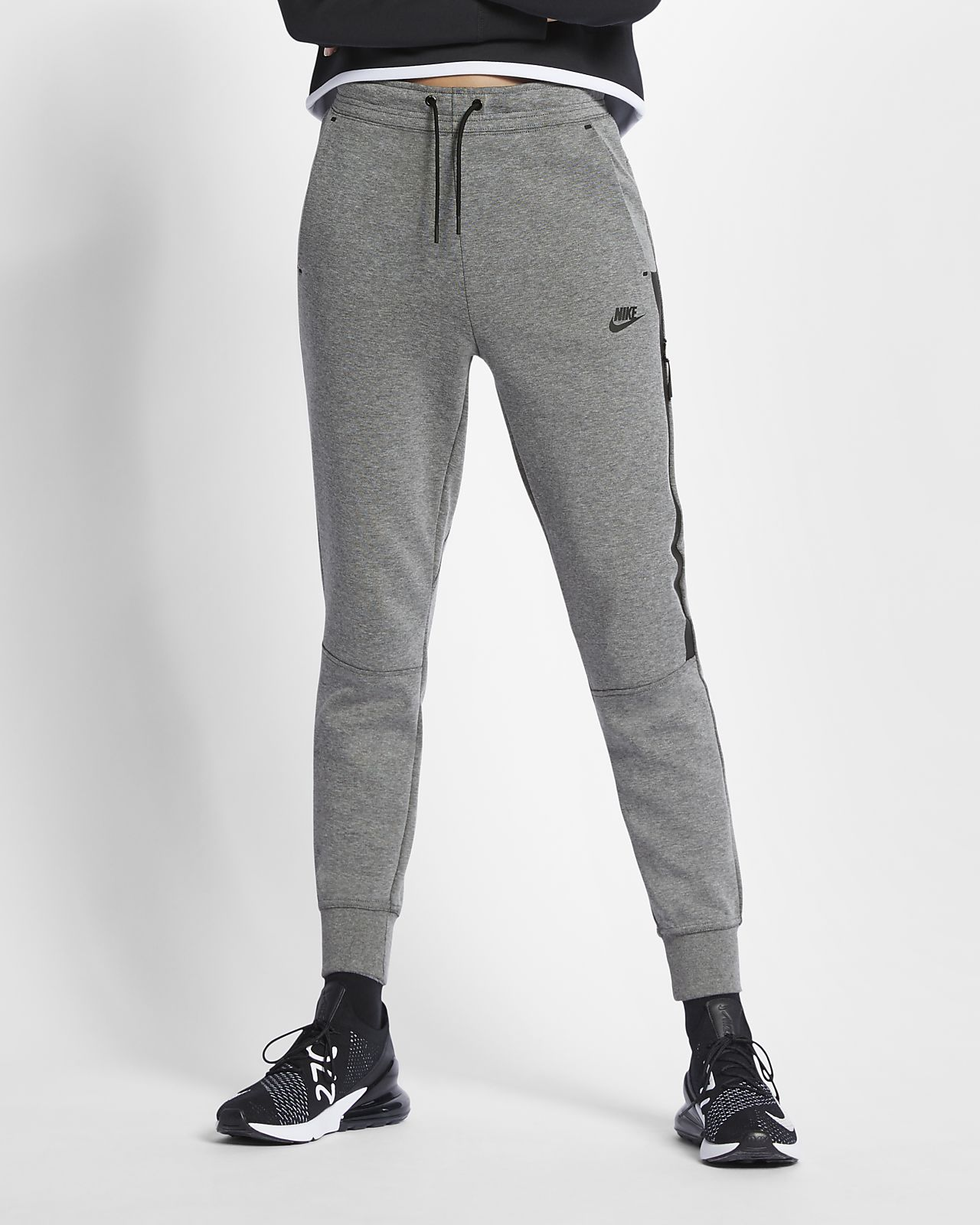 Buy Nike Tech Grey Pants Up To 77 Off