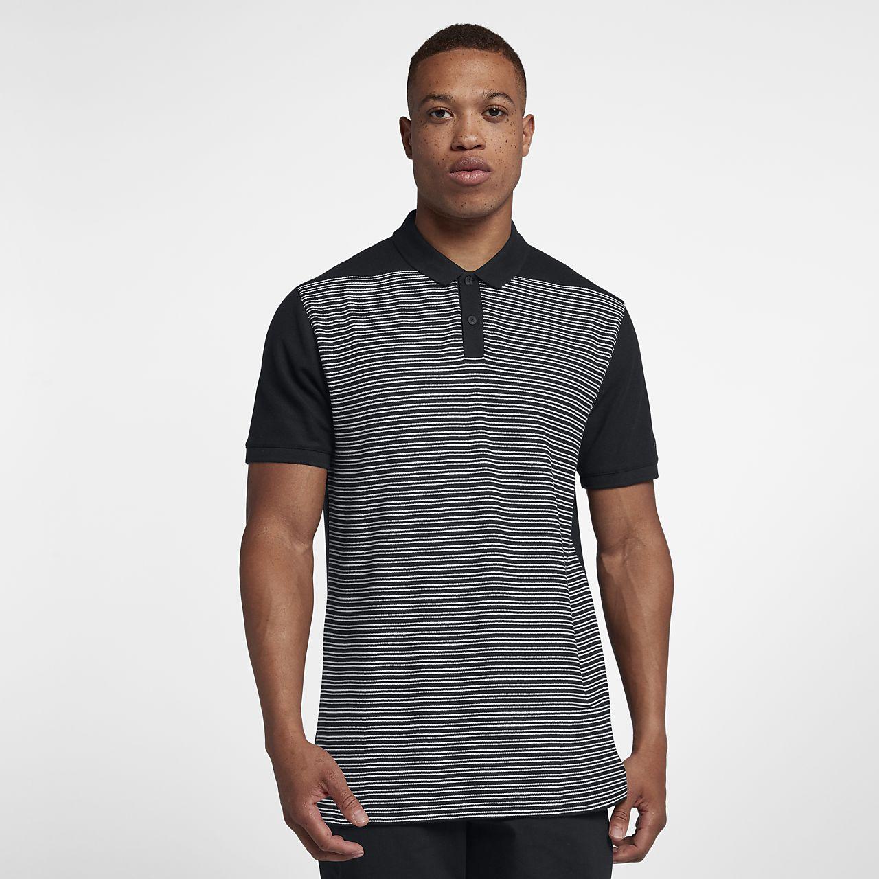 Męska koszulka polo do golfa Nike Dri-FIT