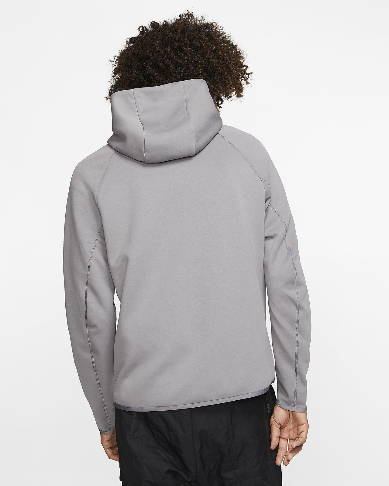 vendite speciali Nuovi Prodotti nuovo arriva Felpa con cappuccio e zip a tutta lunghezza Nike Sportswear Tech Fleece -  Uomo