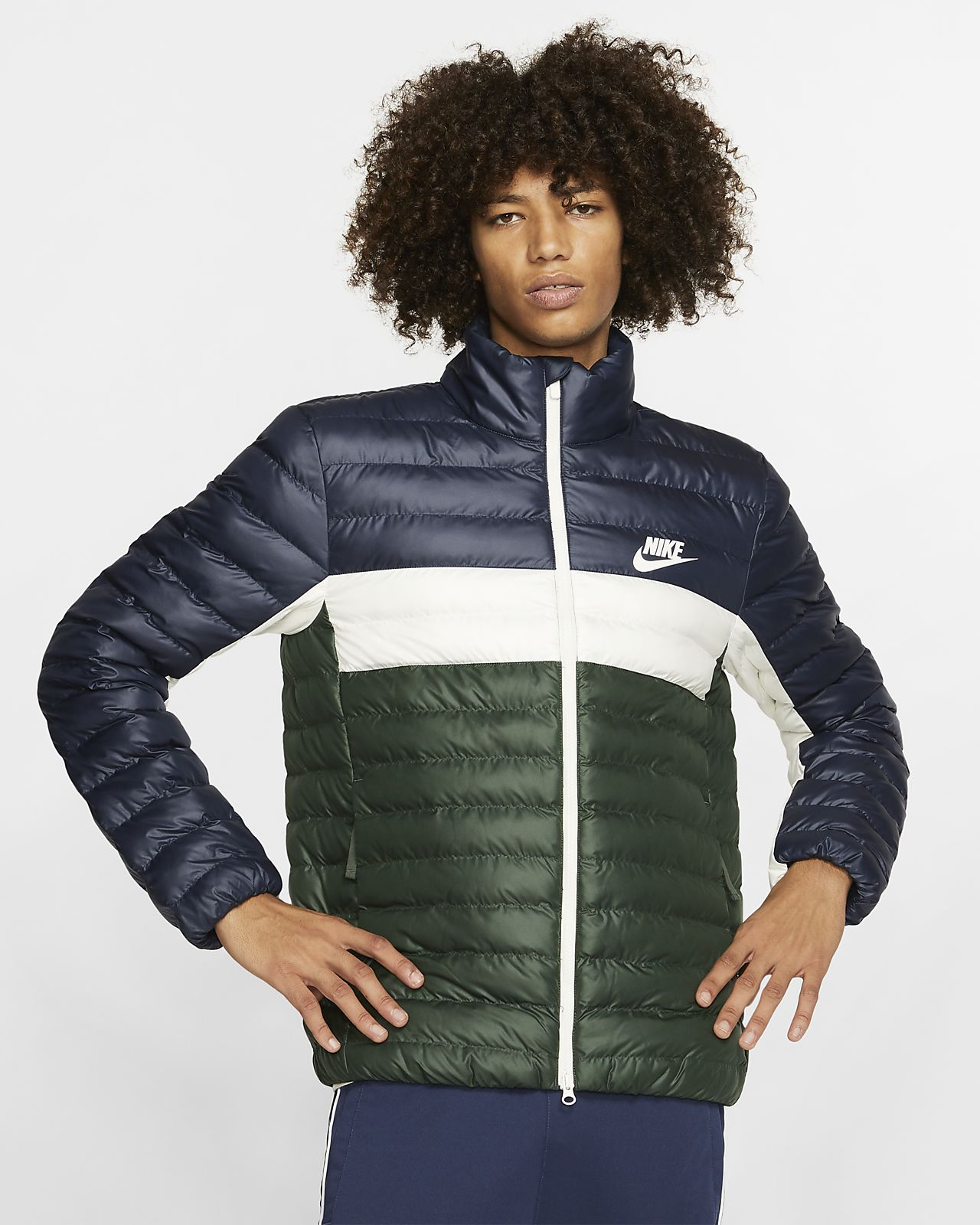 Nike Sportswear Synthetic Fill Jacket | BV4683 451 | Sport