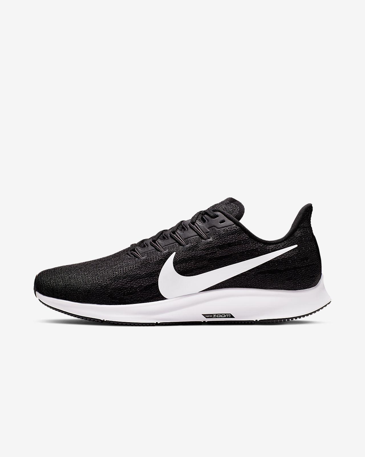 Nike Air Zoom Pegasus 36 Hardloopschoen voor heren (breed)