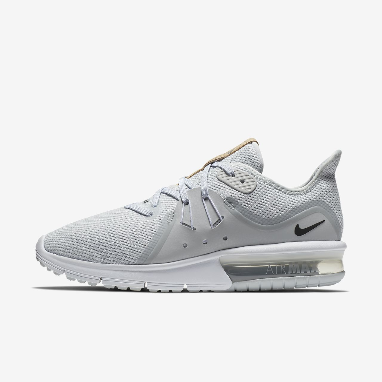 buy popular 95f74 9802f ... Nike Air Max Sequent 3 Women s Shoe