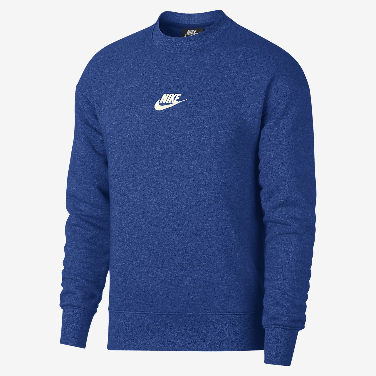 Nike Sportswear Heritage Men's Fleece Crew