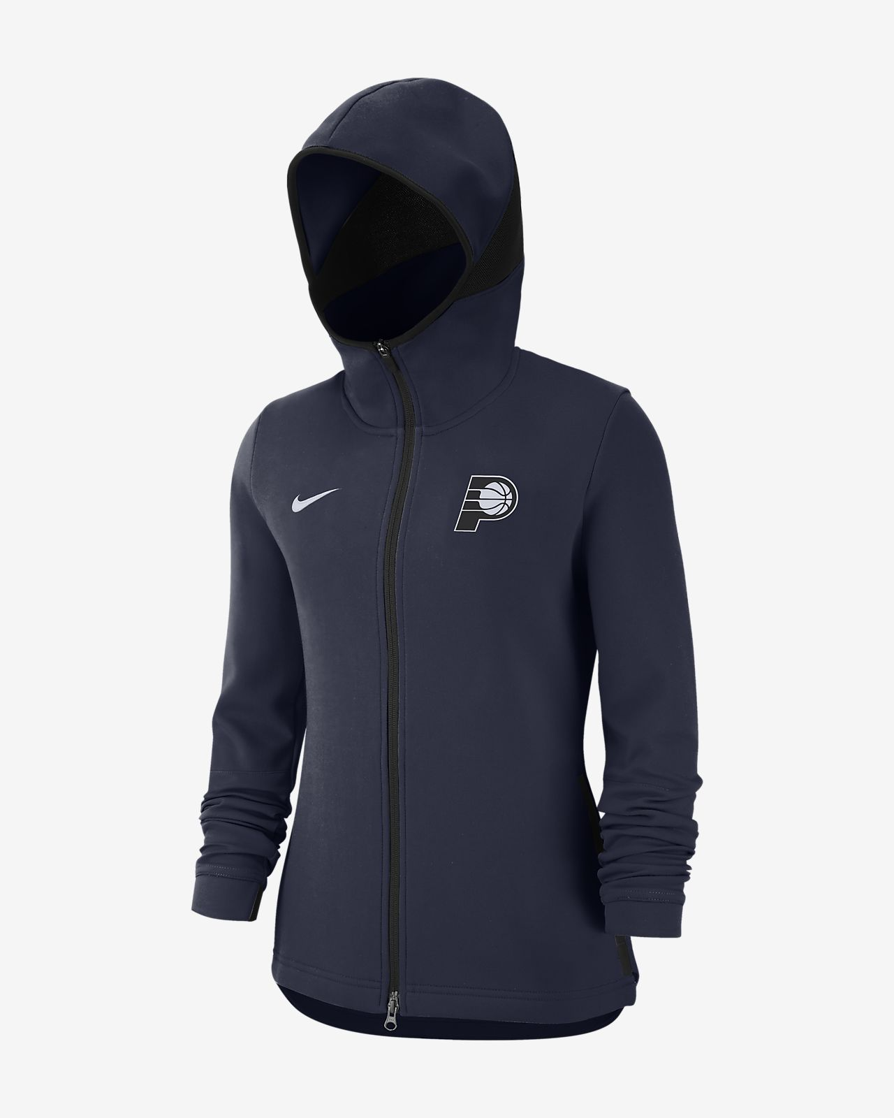 Indiana Pacers Nike Dri-FIT Showtime Women's NBA Hoodie
