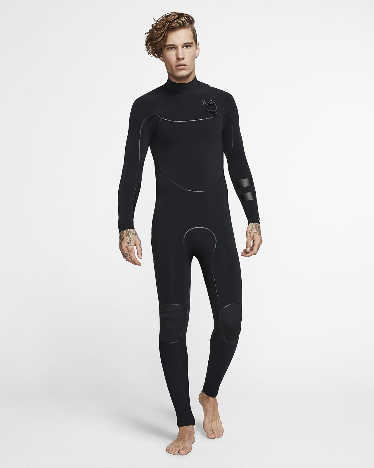 Pánský neoprenový oblek Hurley Advantage Max 4/3 Fullsuit