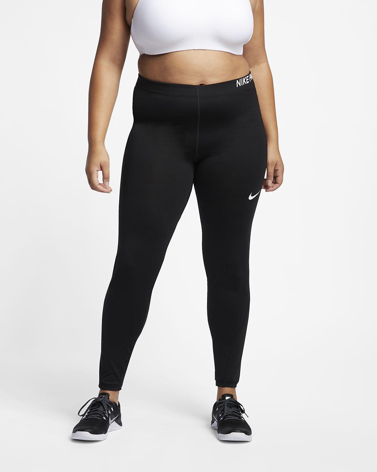 b069db66f8591 Nike Pro Women s Mid-Rise Training Tights (Plus Size). Nike.com CA