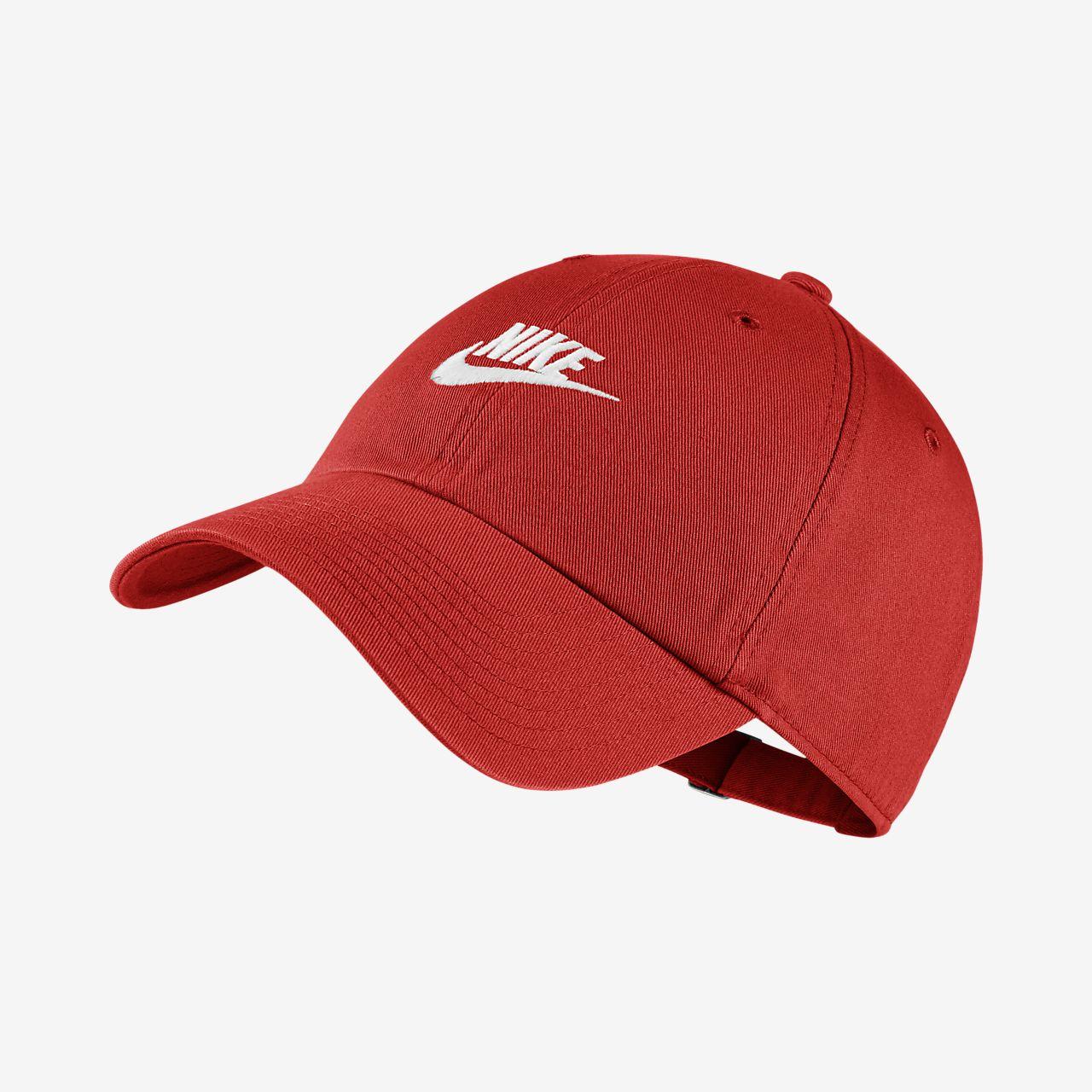 2f857fe5f9a Nike Sportswear Heritage86 Futura Washed Hat. Nike.com MY